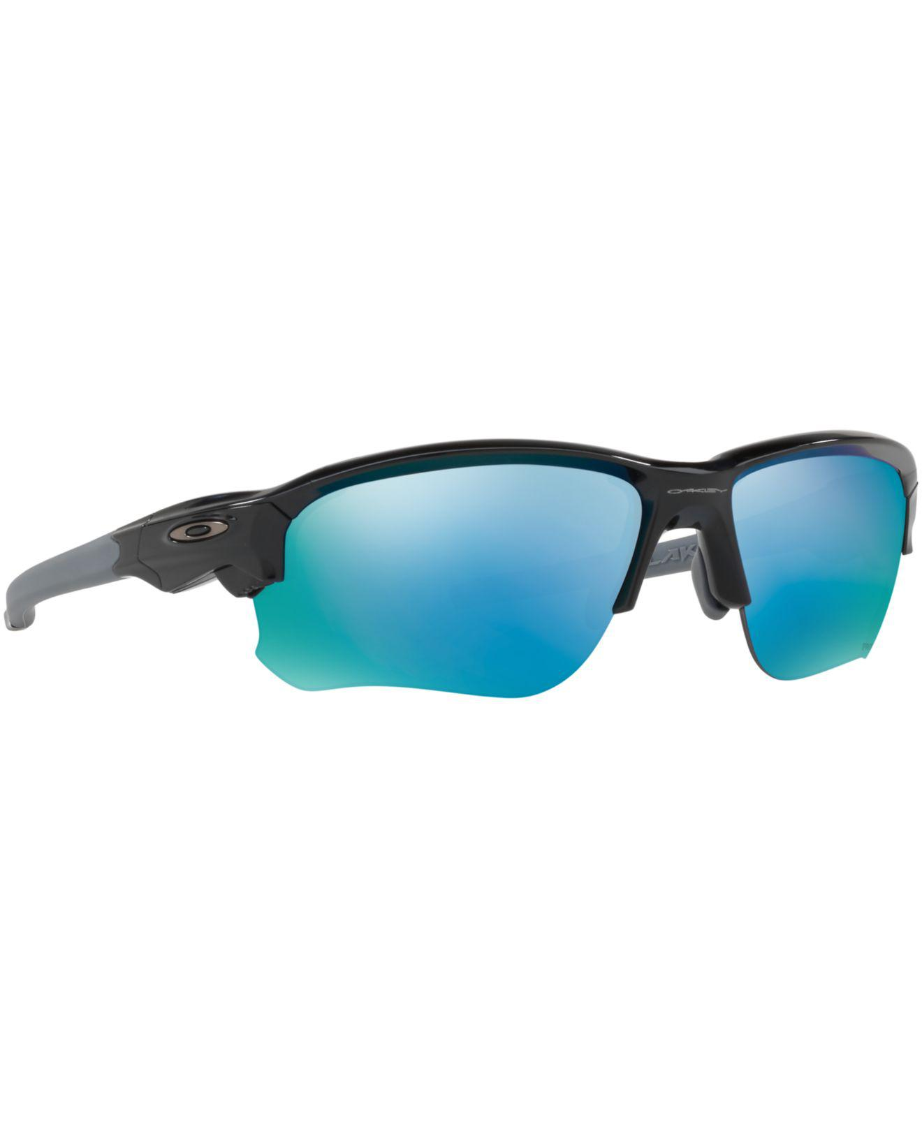 59f2f39535a Oakley - Multicolor Flak Draft Prizm Deep Water Sunglasses