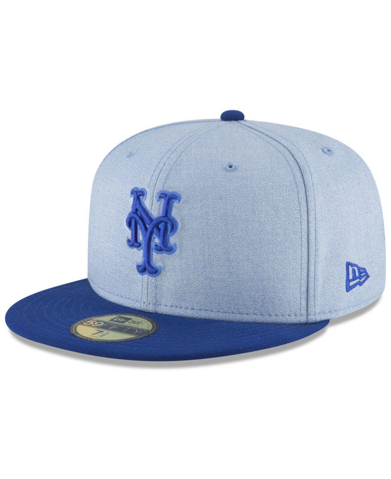 best wholesaler cheap prices low cost KTZ Synthetic New York Mets Father's Day 59fifty Fitted Cap 2018 ...