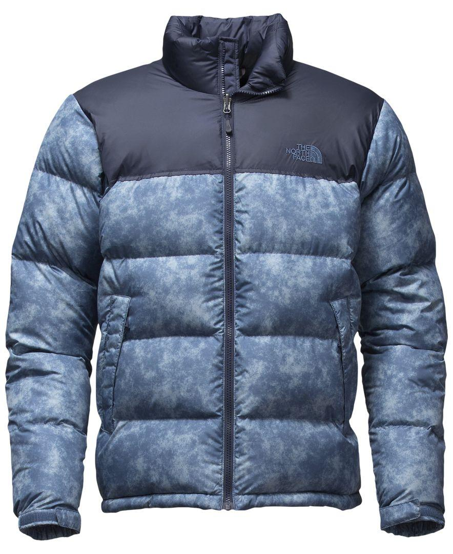 eb400de42c Lyst - The North Face Men s Nuptse Fill-down Jacket in Blue for Men