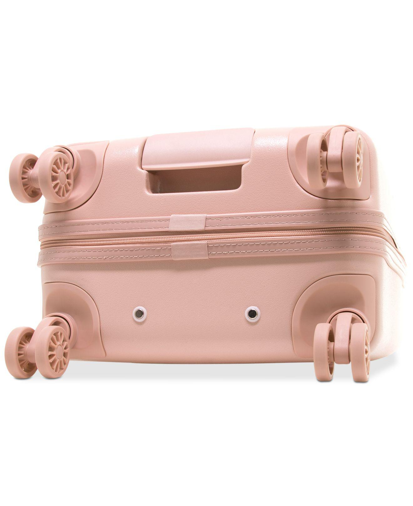 dkny allure 24quot hardside spinner suitcase created for