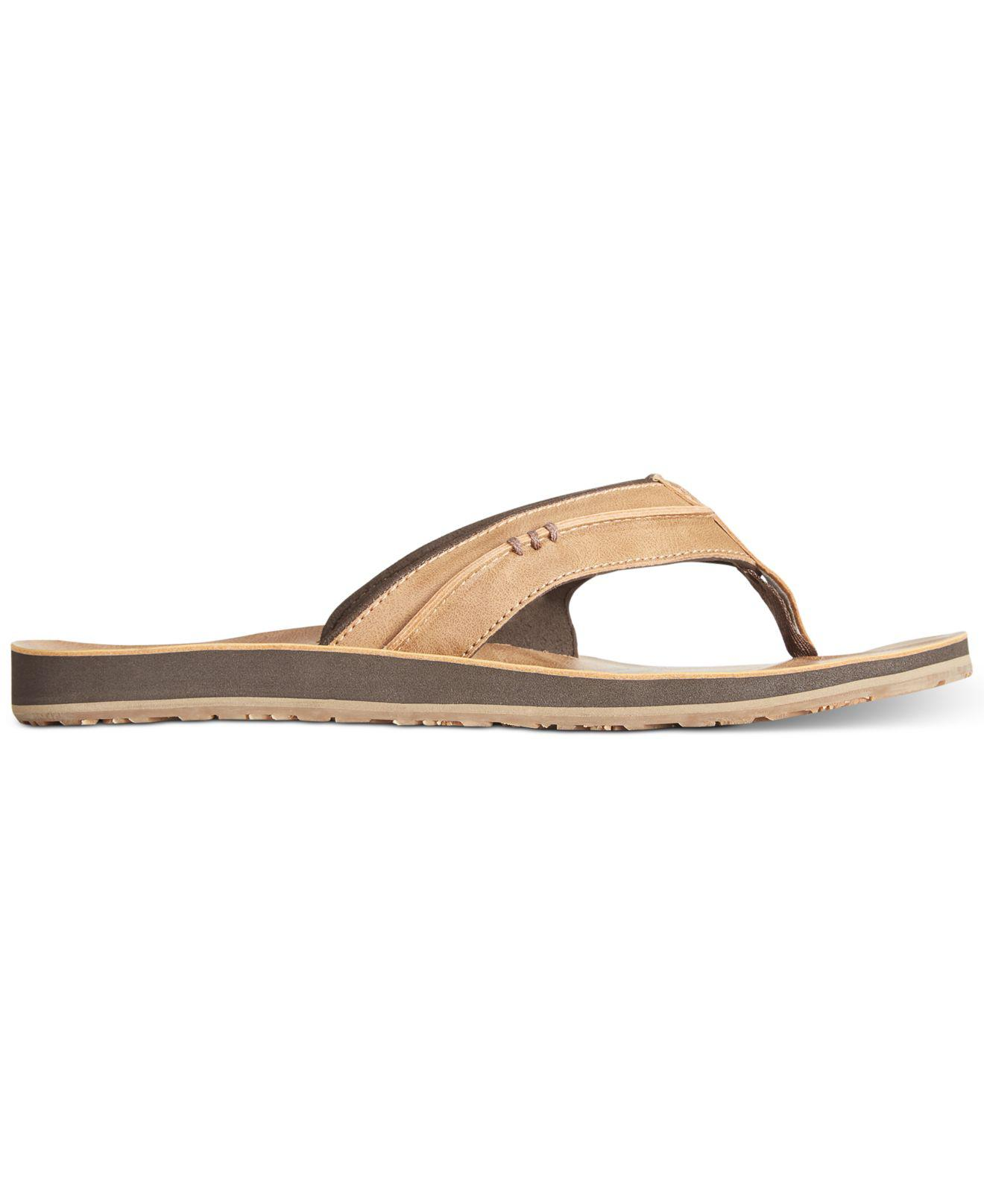 a145c660267509 Reef Marbea Sl Tan Sandals in Brown for Men - Lyst