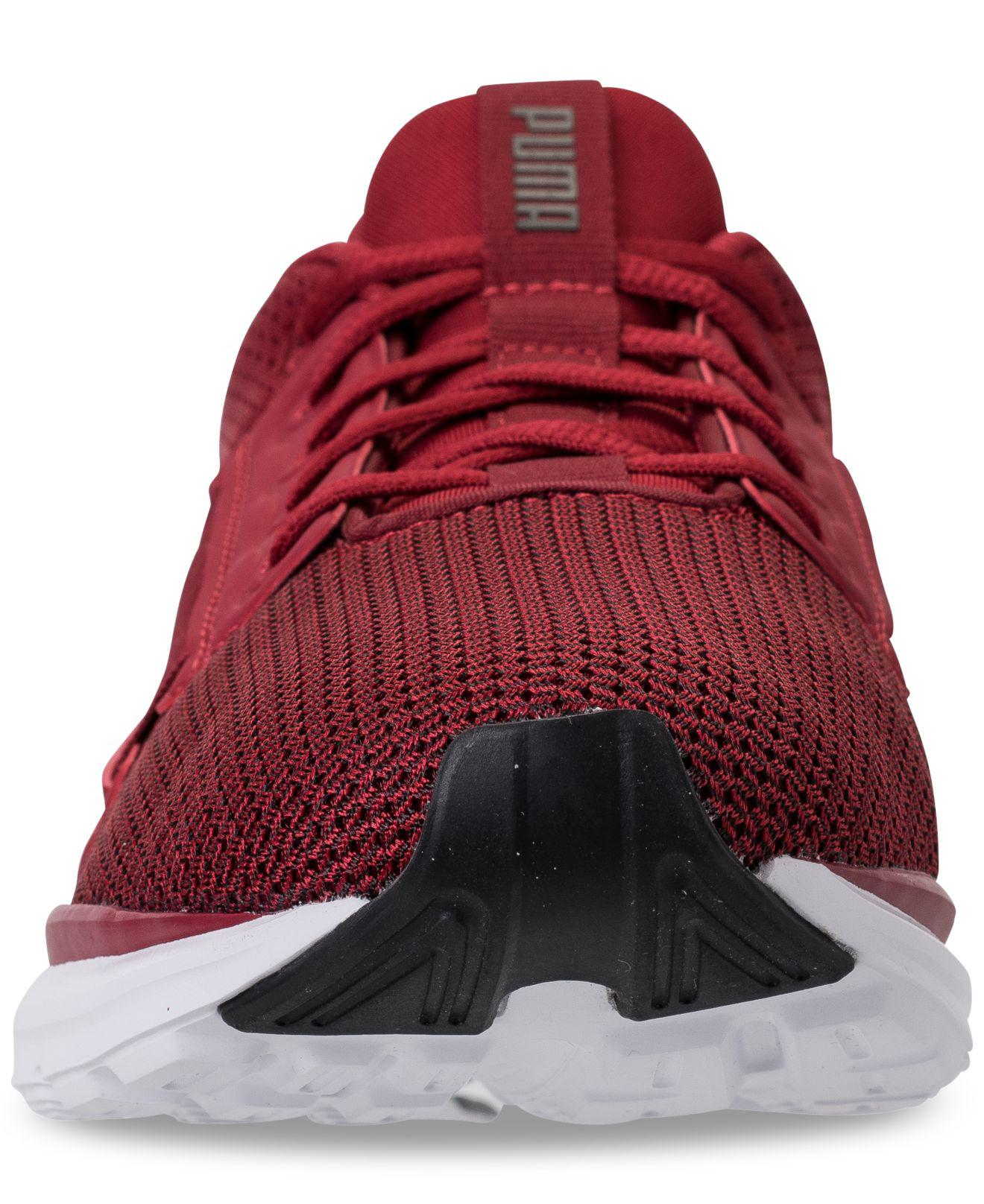27f6912422e Lyst - PUMA Enzo Street Casual Sneakers From Finish Line in Red for Men