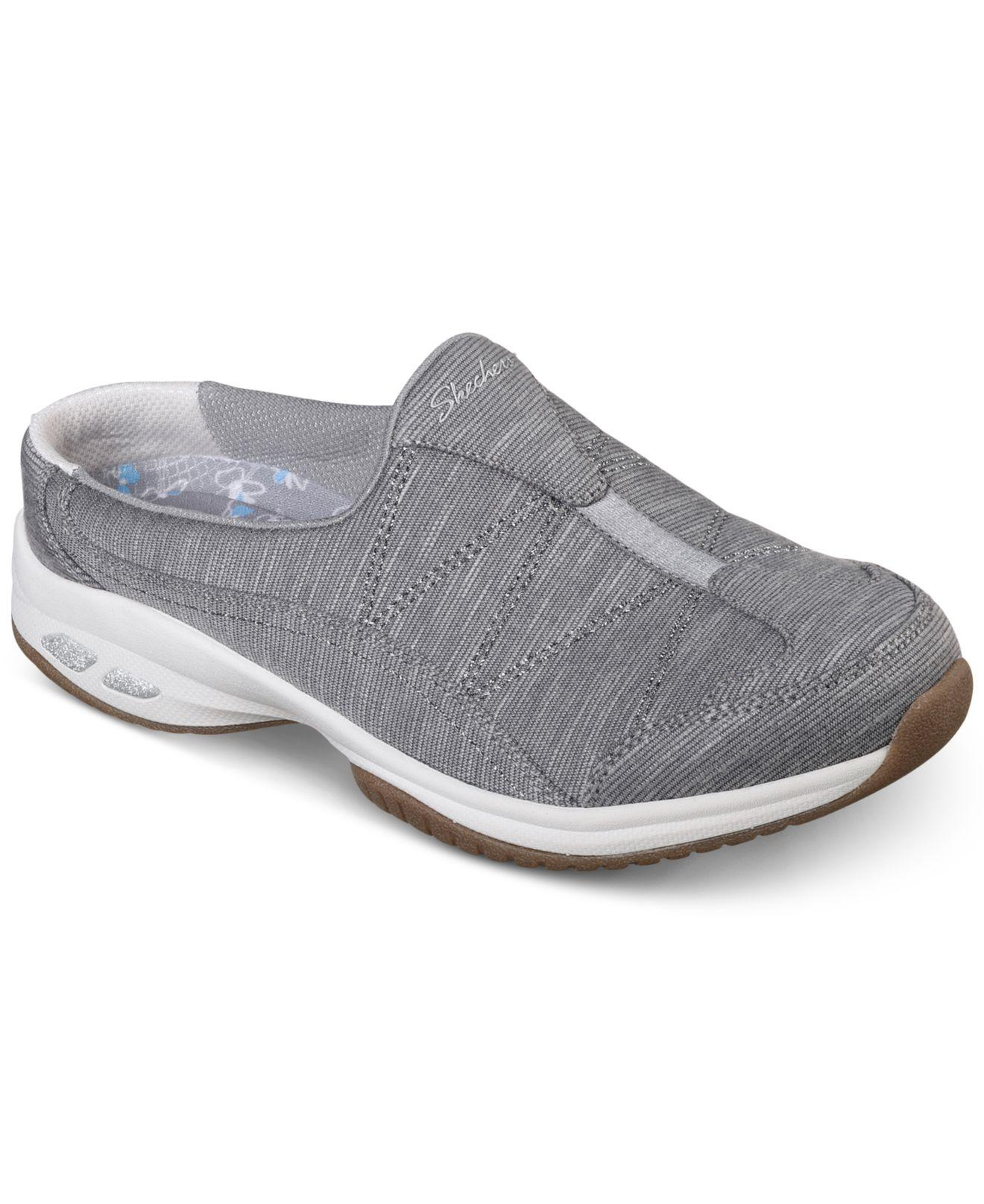 Skechers Relaxed Fit Commute Knitastic Sneaker Clog (Women's) nGebkN0