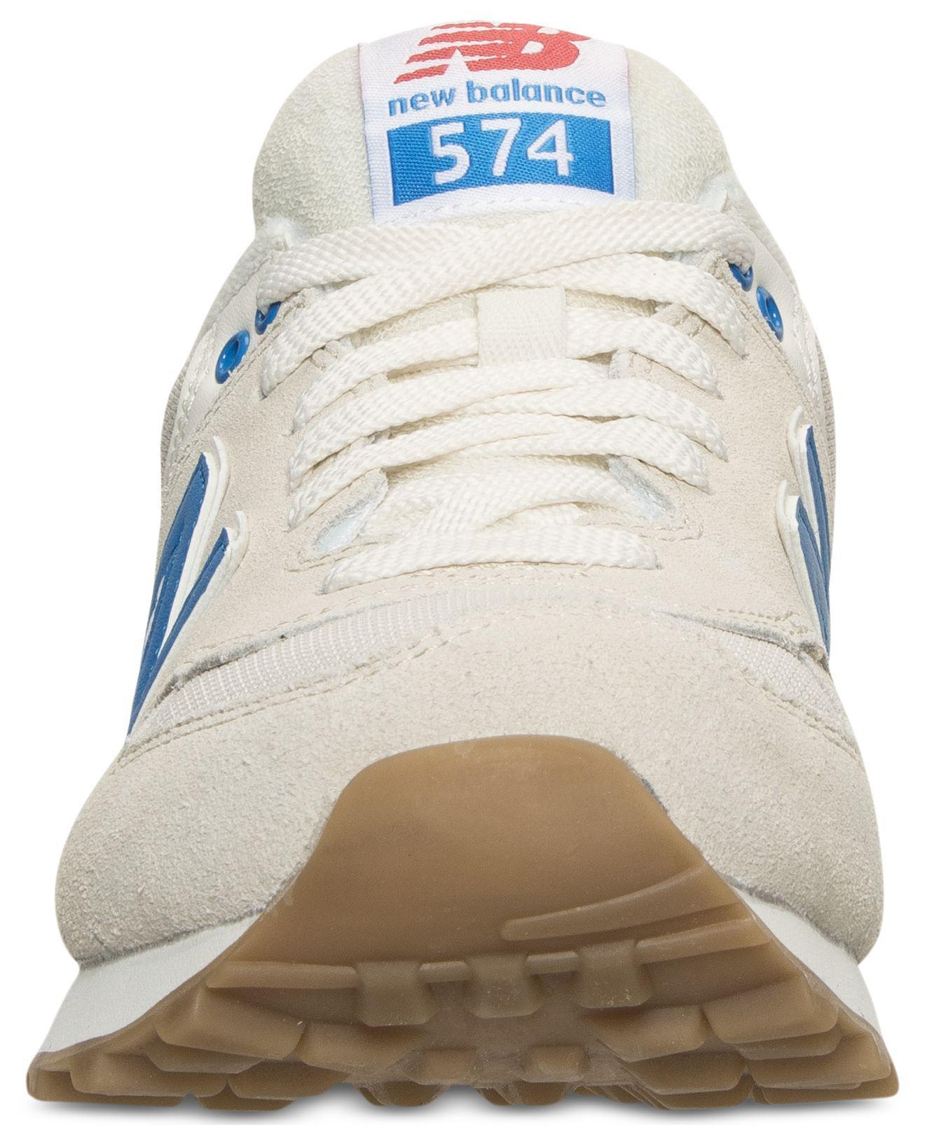 b42480195095 new balance womens 574 retro sport casual