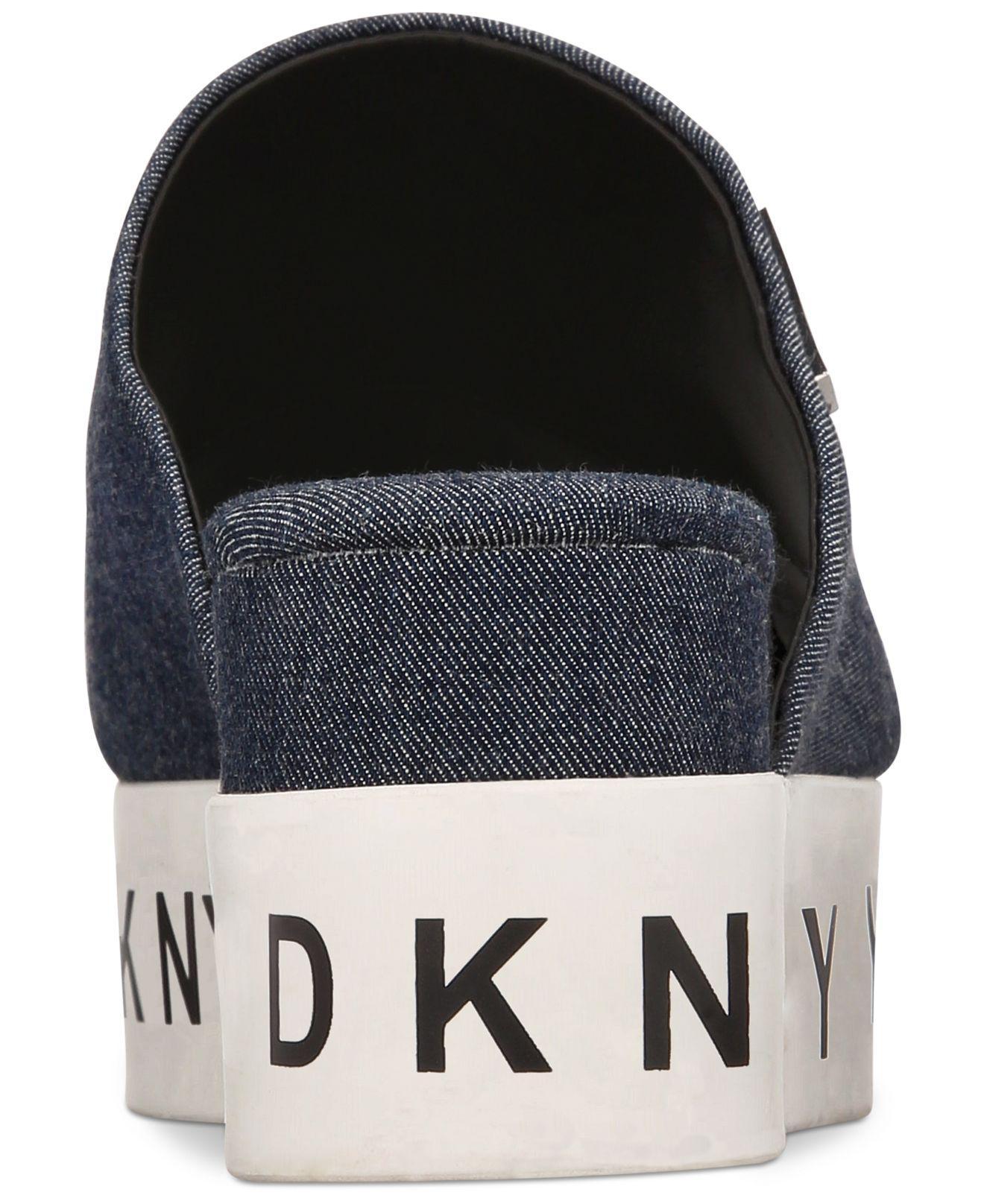 9aacebb54f3 Lyst - DKNY Carli Flatform Sandals
