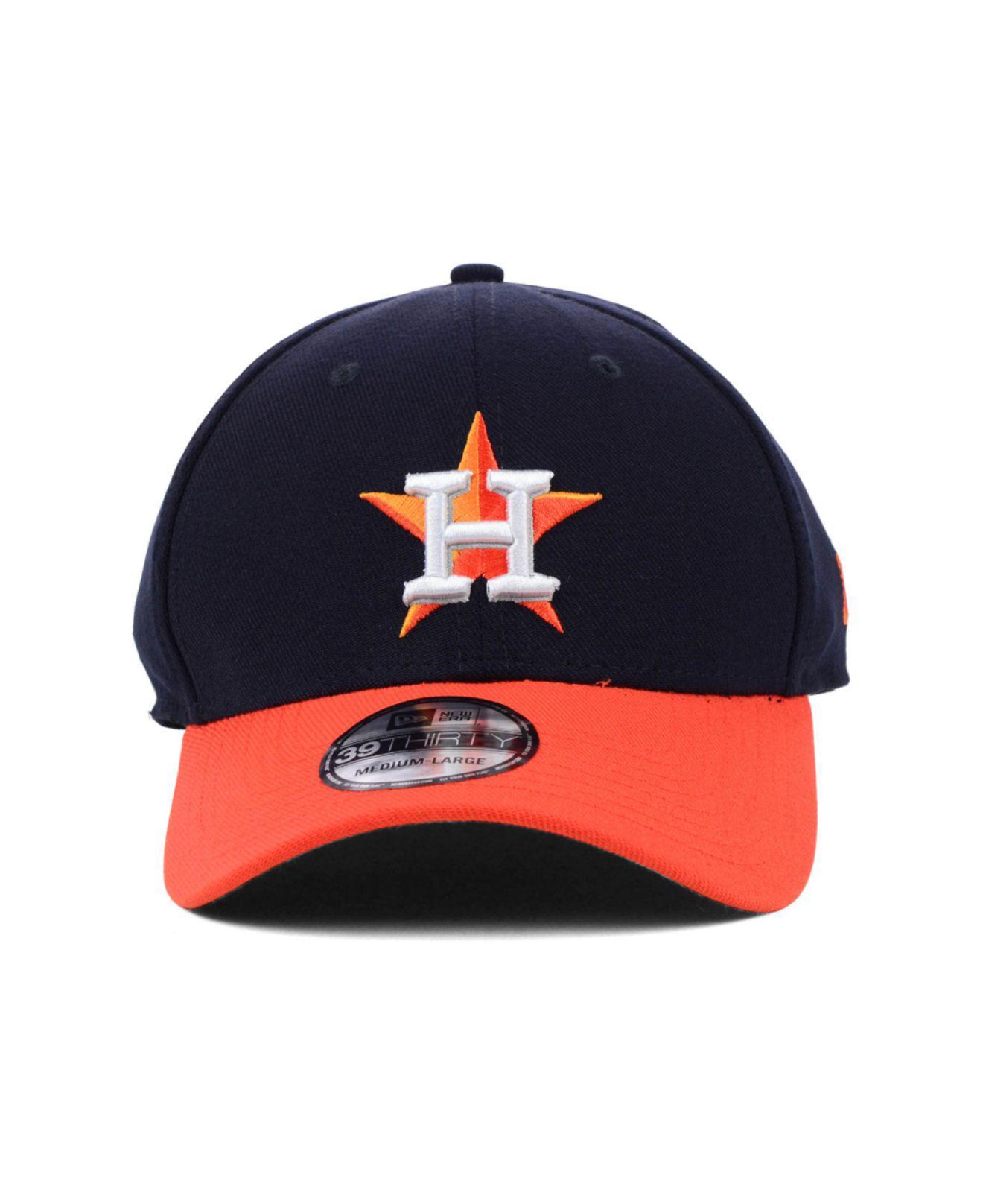 huge discount 706bb 385c3 KTZ Houston Astros Mlb Team Classic 39thirty Cap in Blue for Men - Lyst