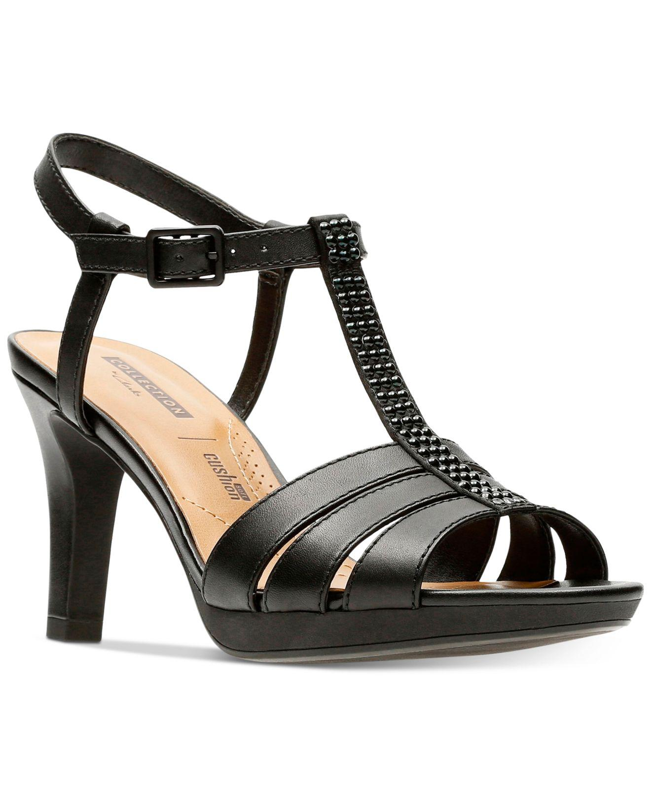 Womens Adriel Tevis Ankle Strap Sandals Clarks S1JImt