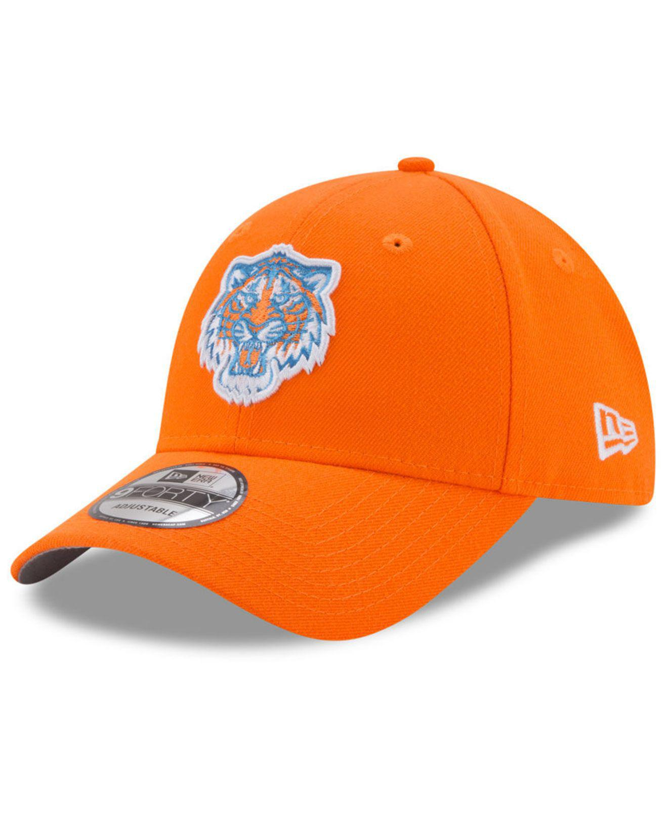 cheap for discount 39071 19508 KTZ Players Weekend 9forty Cap in Orange for Men - Lyst