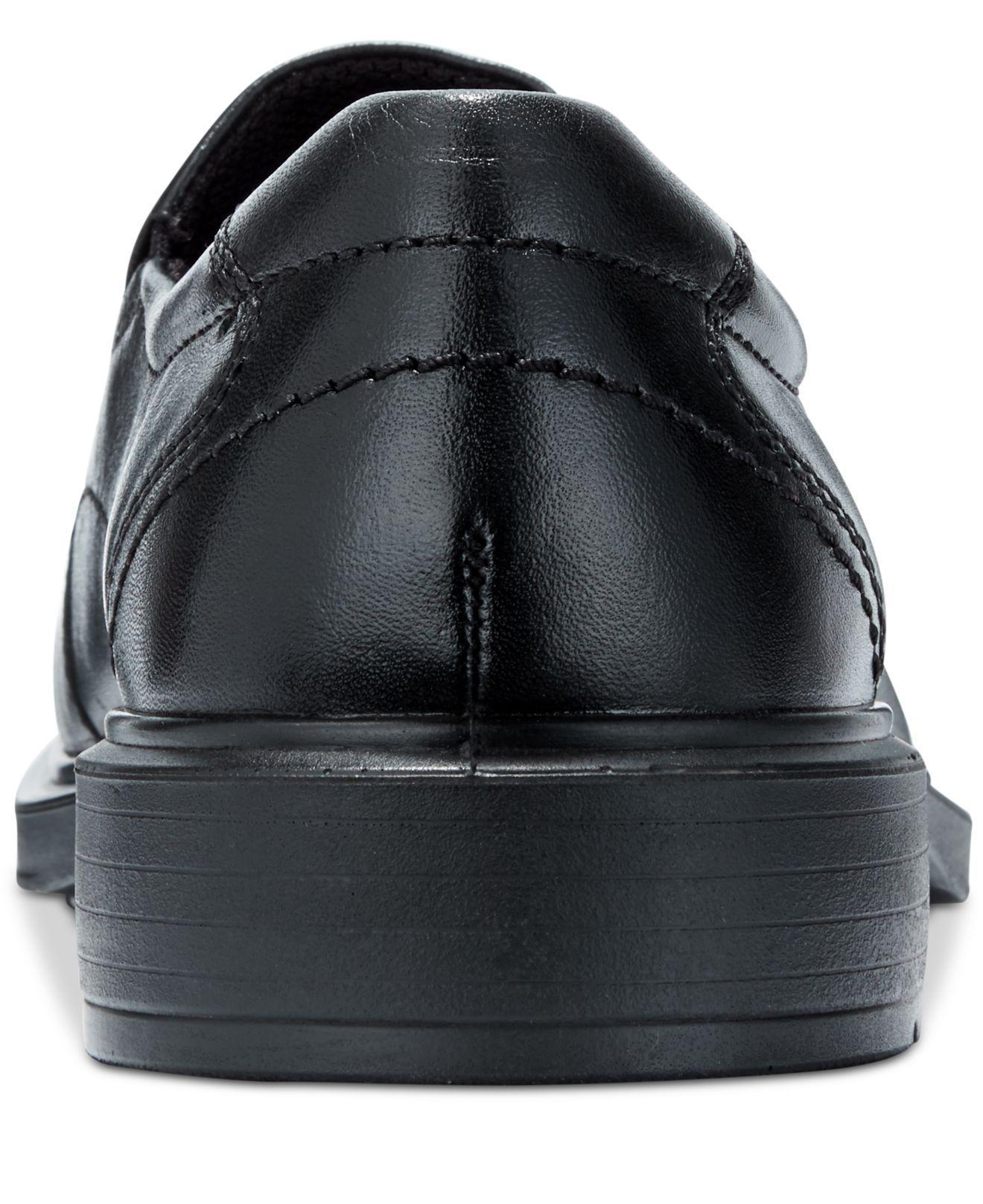 Ecco Leather Helsinki Comfort Loafers