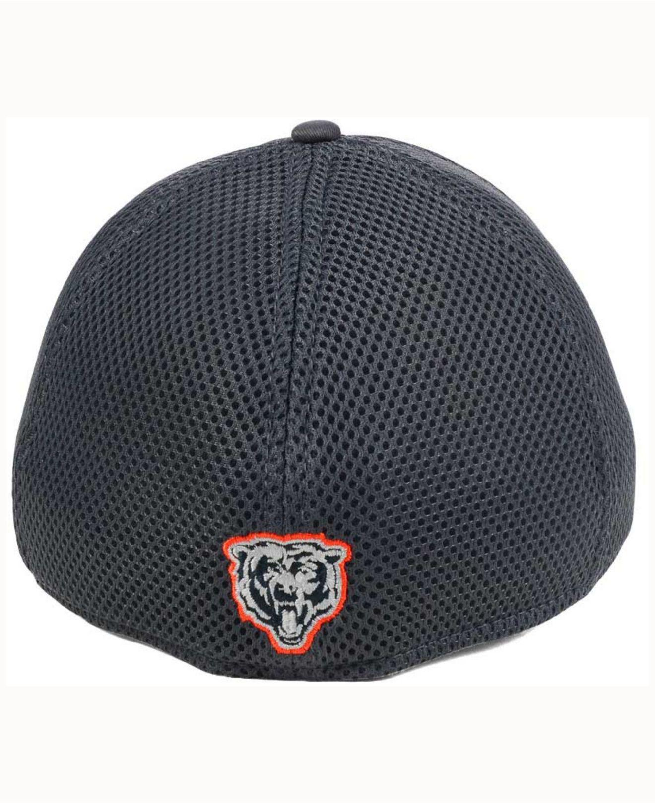 427777e7787a7 ... purchase lyst ktz chicago bears grayed out neo 39thirty cap in gray for  men 370d5 c3086