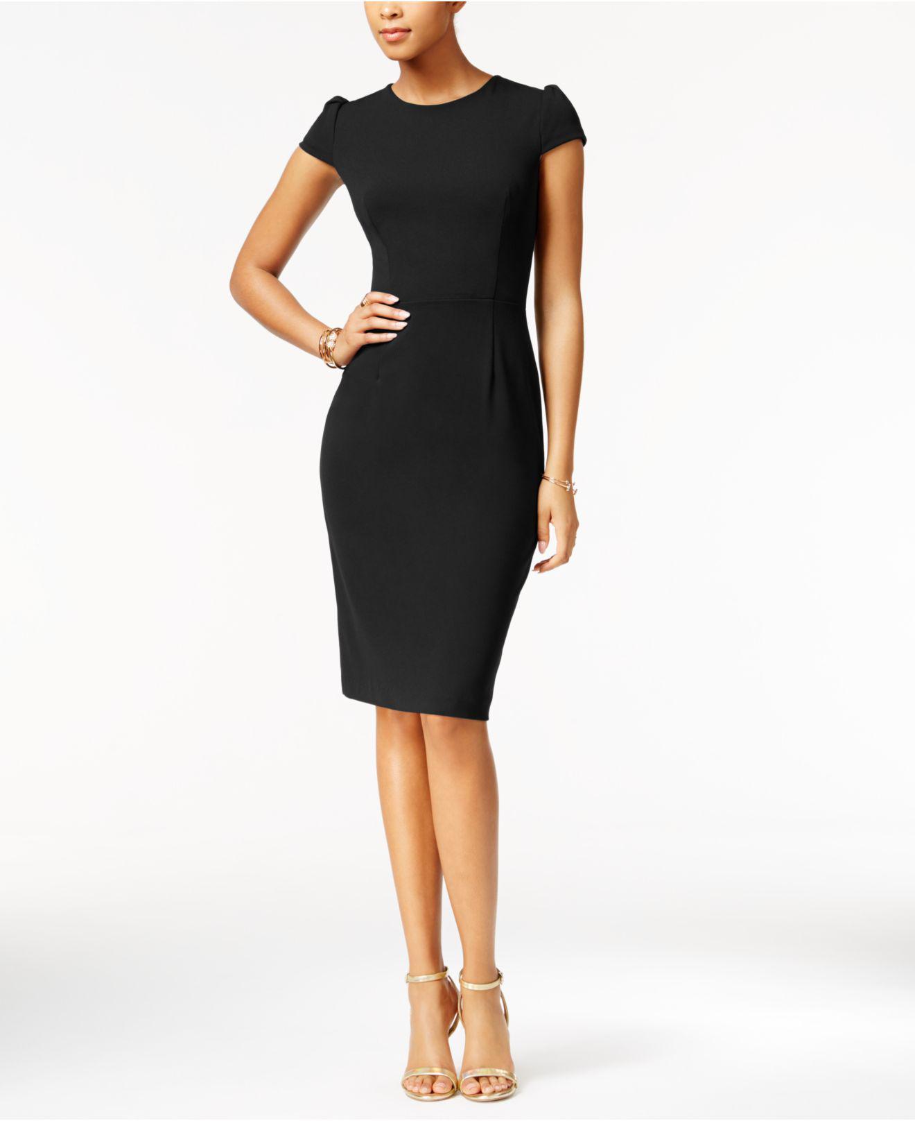 Johnson betsey dress black