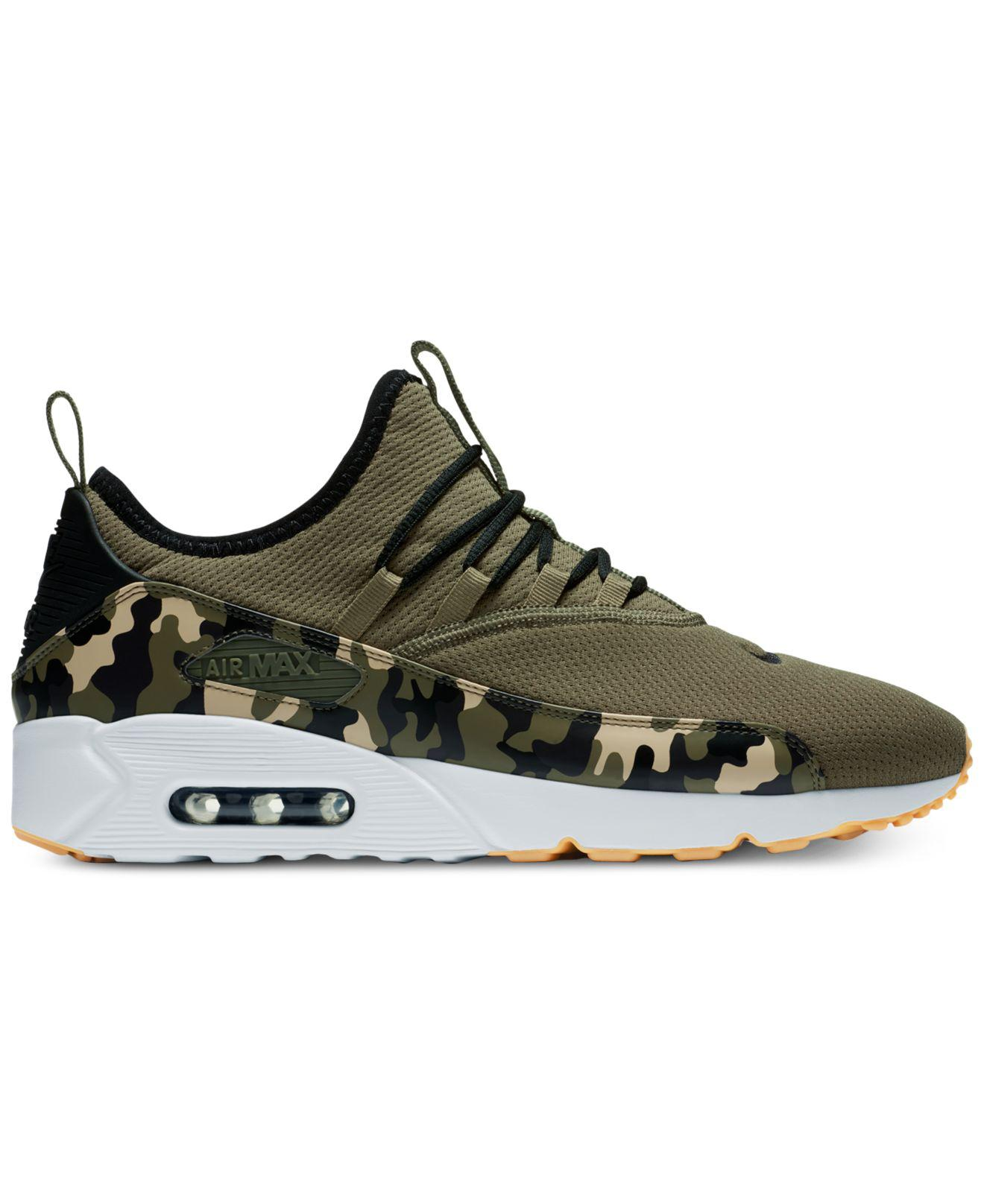 more photos 8c7b4 24a9a Nike Air Max 90 Ez Casual Sneakers From Finish Line in Black for Men ...