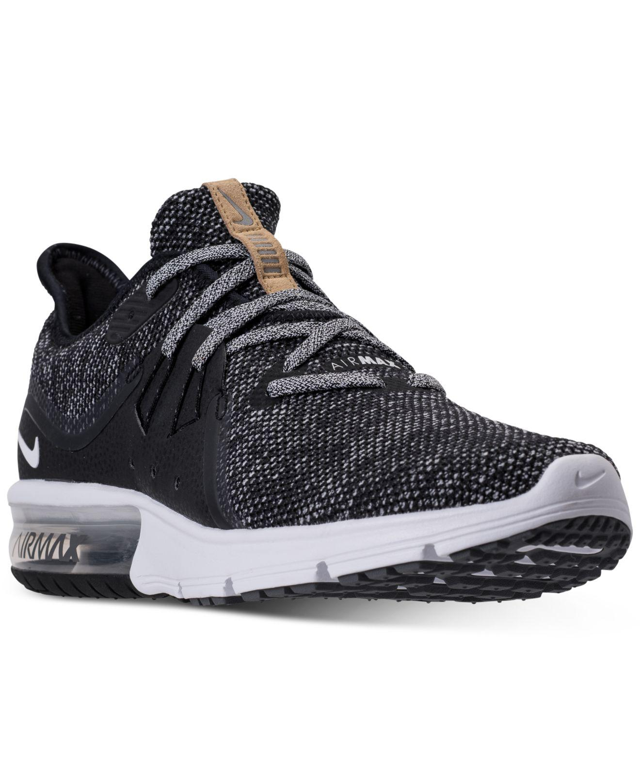 Women's Air Max Sequent 3 Running Sneakers From Finish Line