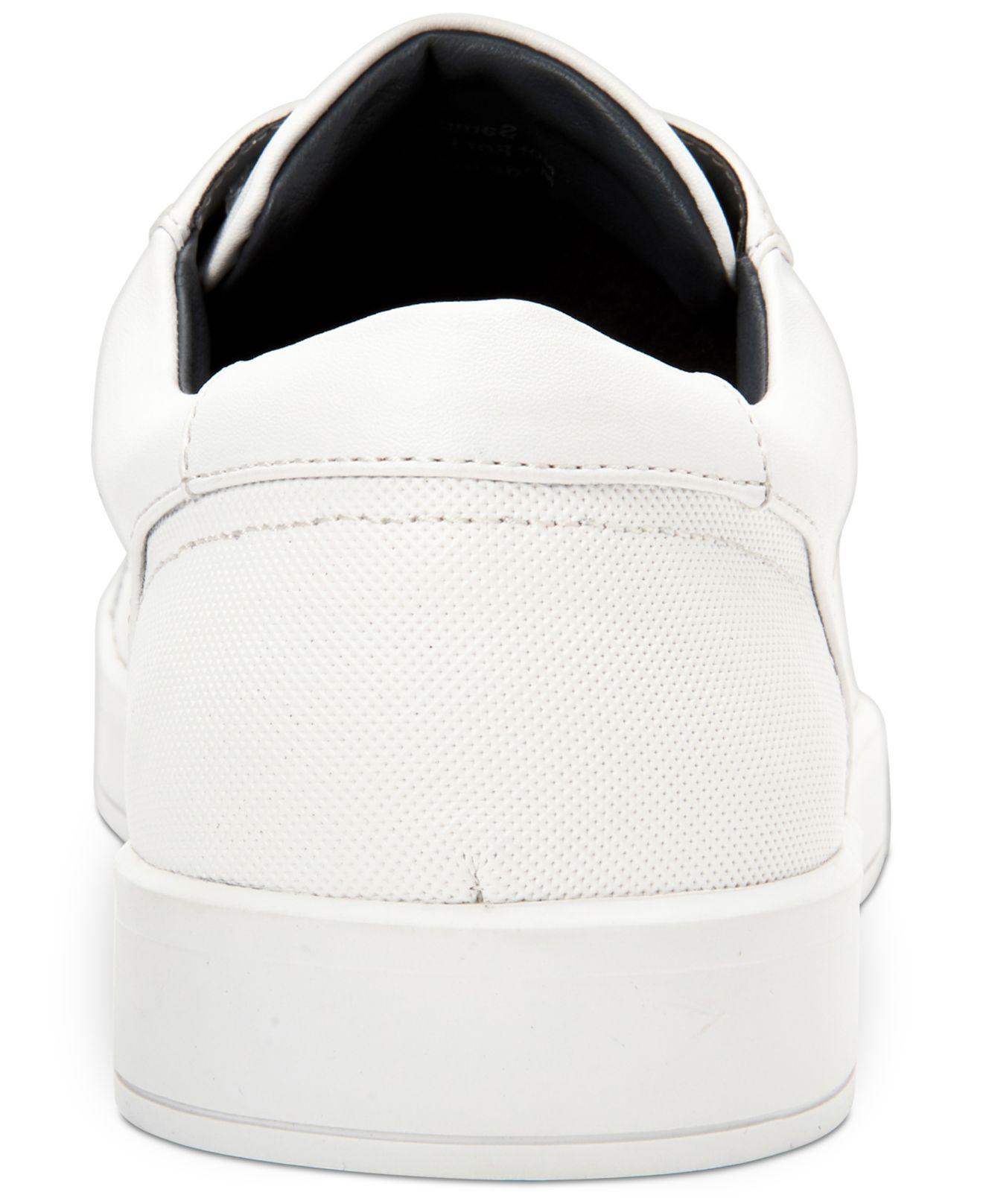 Calvin Klein Bowyer Diamond Sneakers in