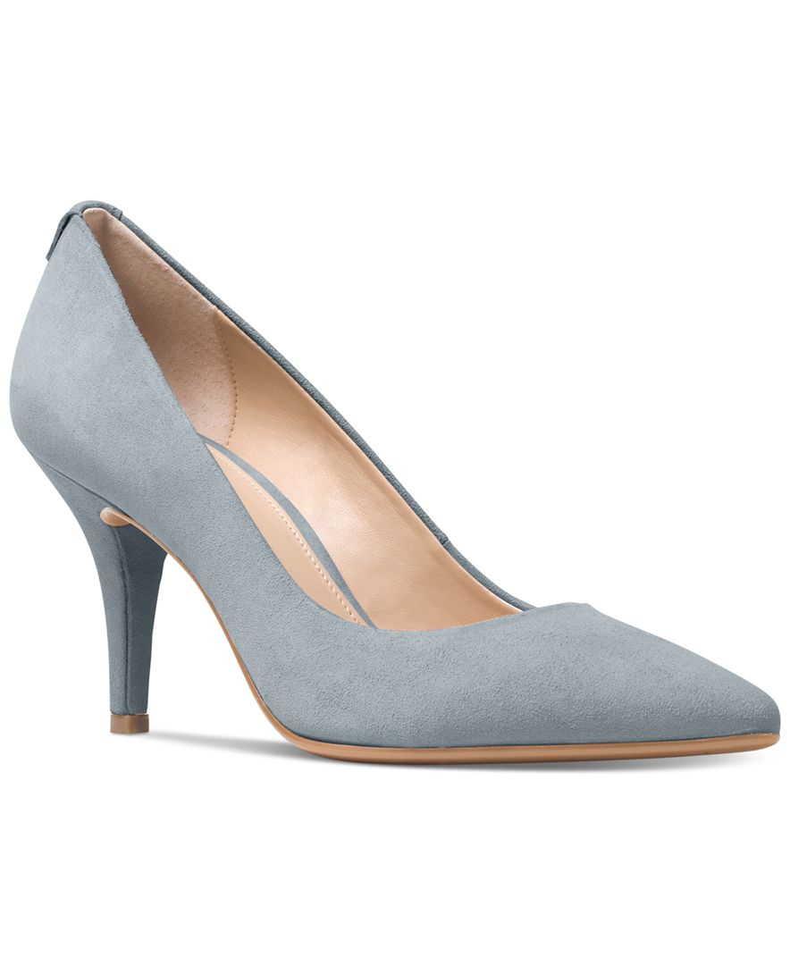 9b06bc7cc78d Gallery. Previously sold at  Macy s · Women s Pointed Toe Pumps Women s  Michael By Michael Kors ...