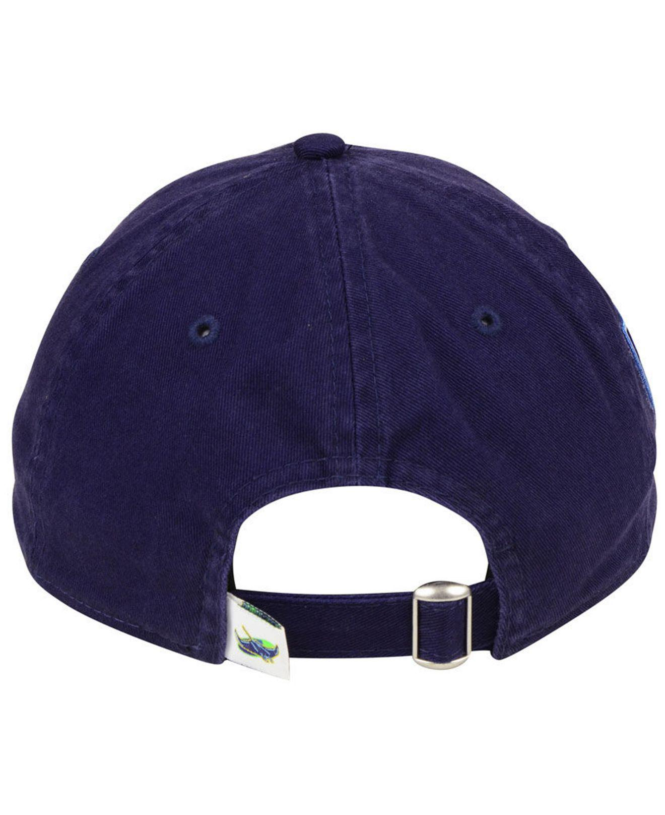 online store a7081 18874 ... sale germany tampa bay rays core classic 20th anniversary 9twenty cap  for men lyst. view