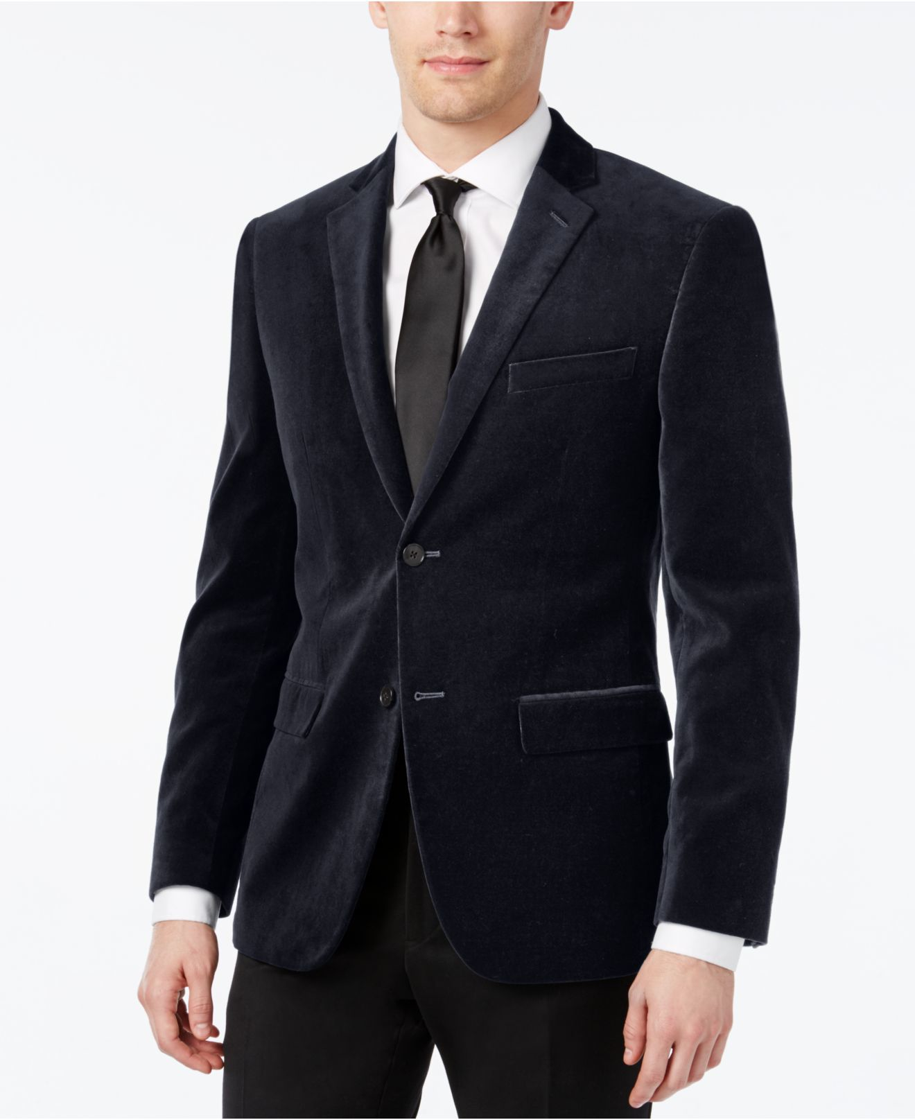 Dkny Men's Slim-Fit Basketweave Sport Coat - Blue 40L $ at macys. Relax your style in a casually sophisticated way with the supremely soft and textural hand-stitched fabric, dark-tones and patch p ockets of this tailored sport coat by Dkny. read more. See at macys. CONNEXITY.