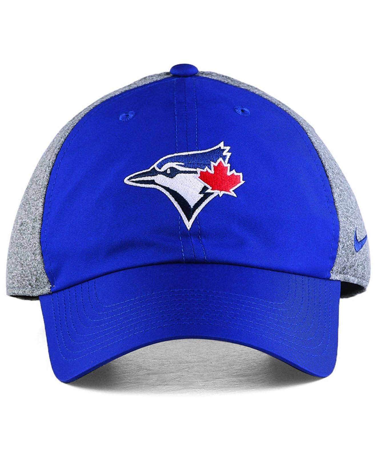 6b1a89b0df4 Lyst - Nike Toronto Blue Jays New Day Legend Cap in Blue for Men
