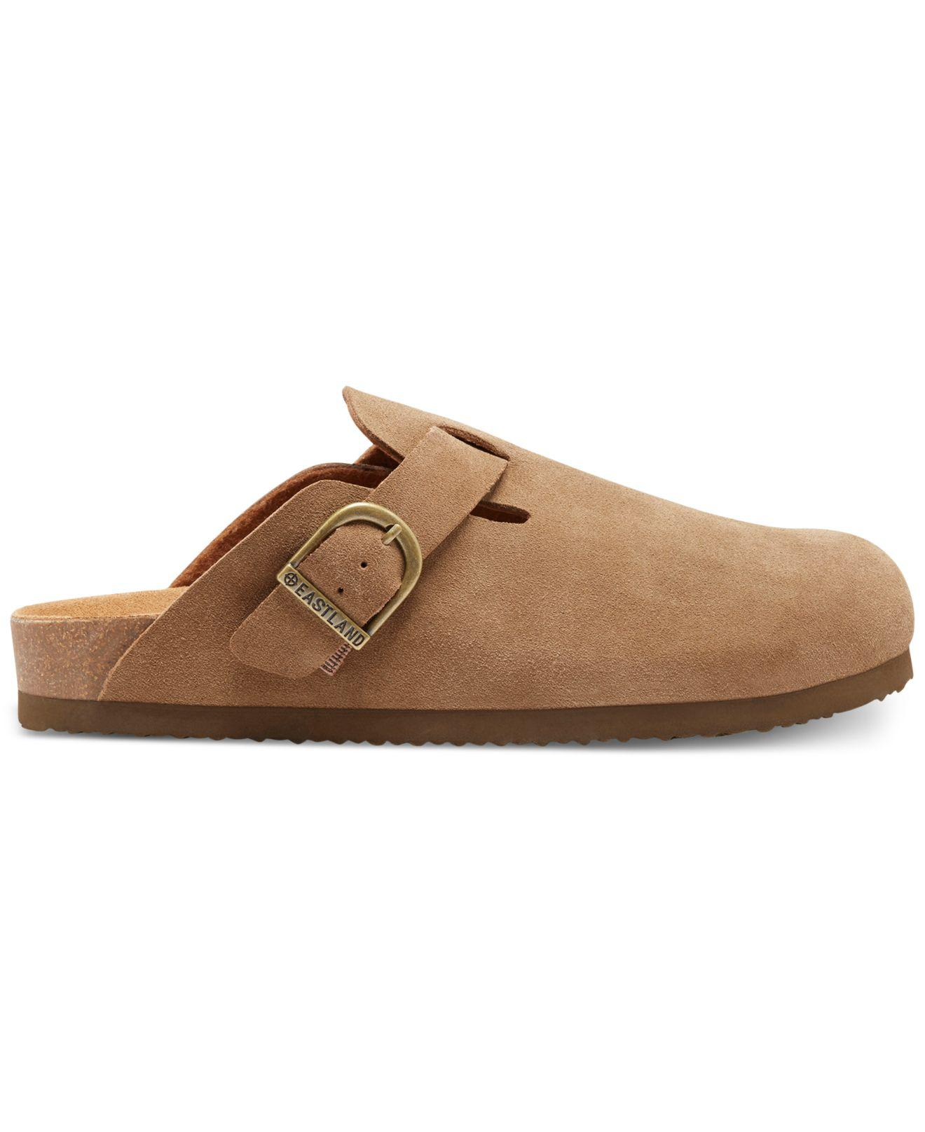 Eastland Gino Leather Clogs for Men - Lyst