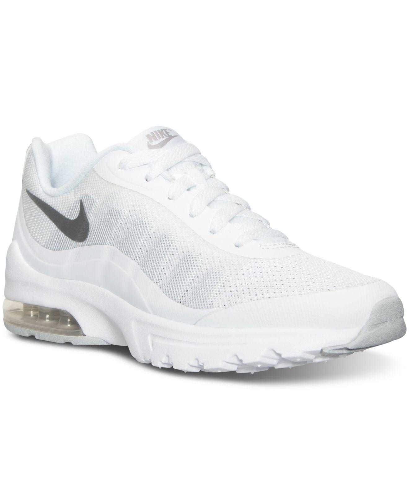Nike. White Women's Air ...