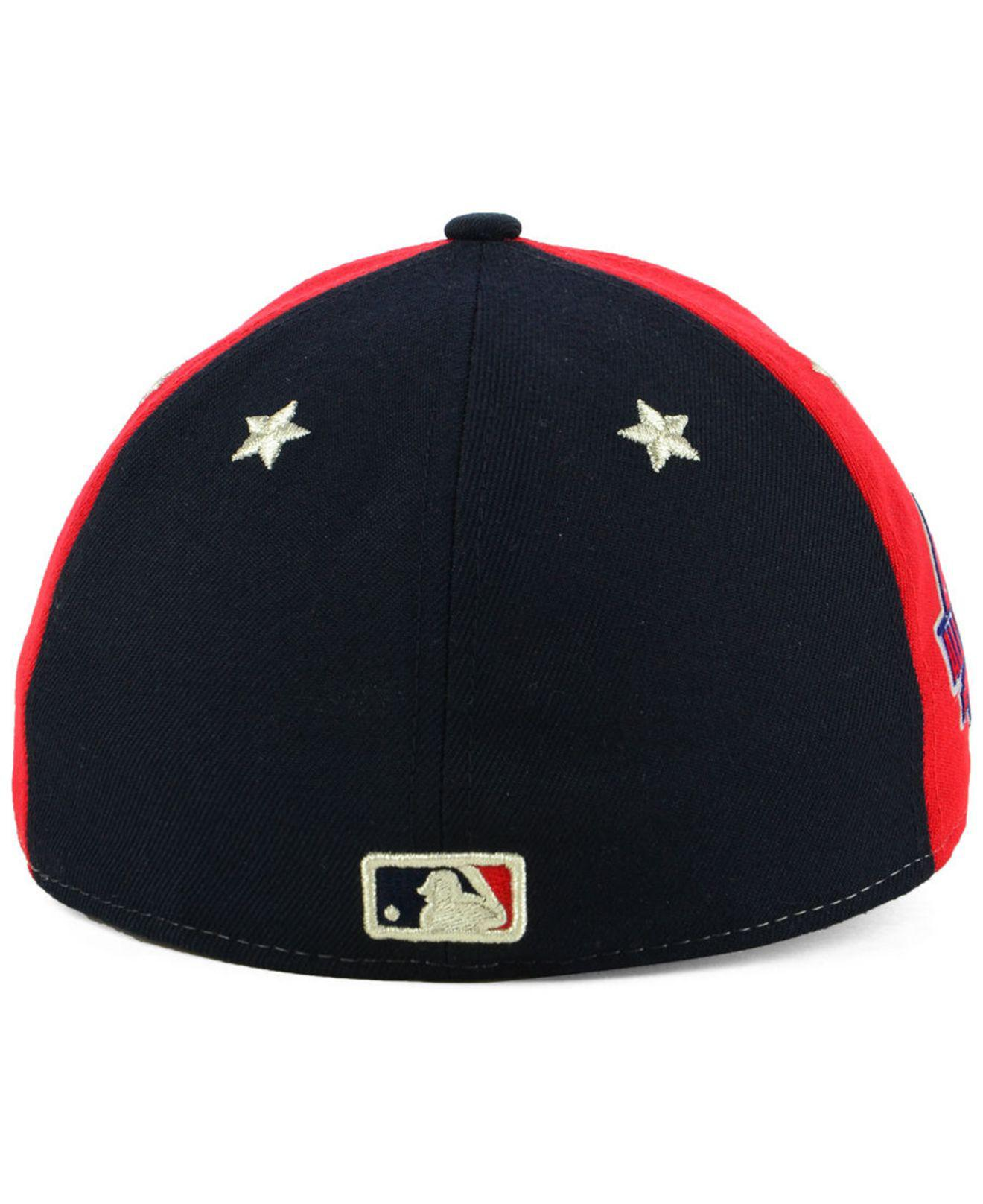2f2e56e16756d ... coupon code for minnesota twins all star game patch low profile 59fifty  fitted cap 2018 for