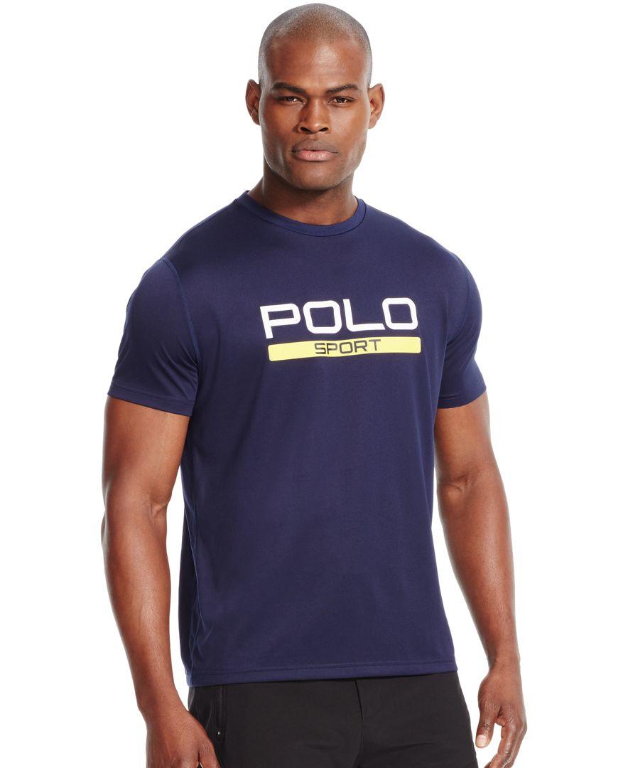 Polo Ralph Lauren Polo Sport Men 39 S Performance Jersey T