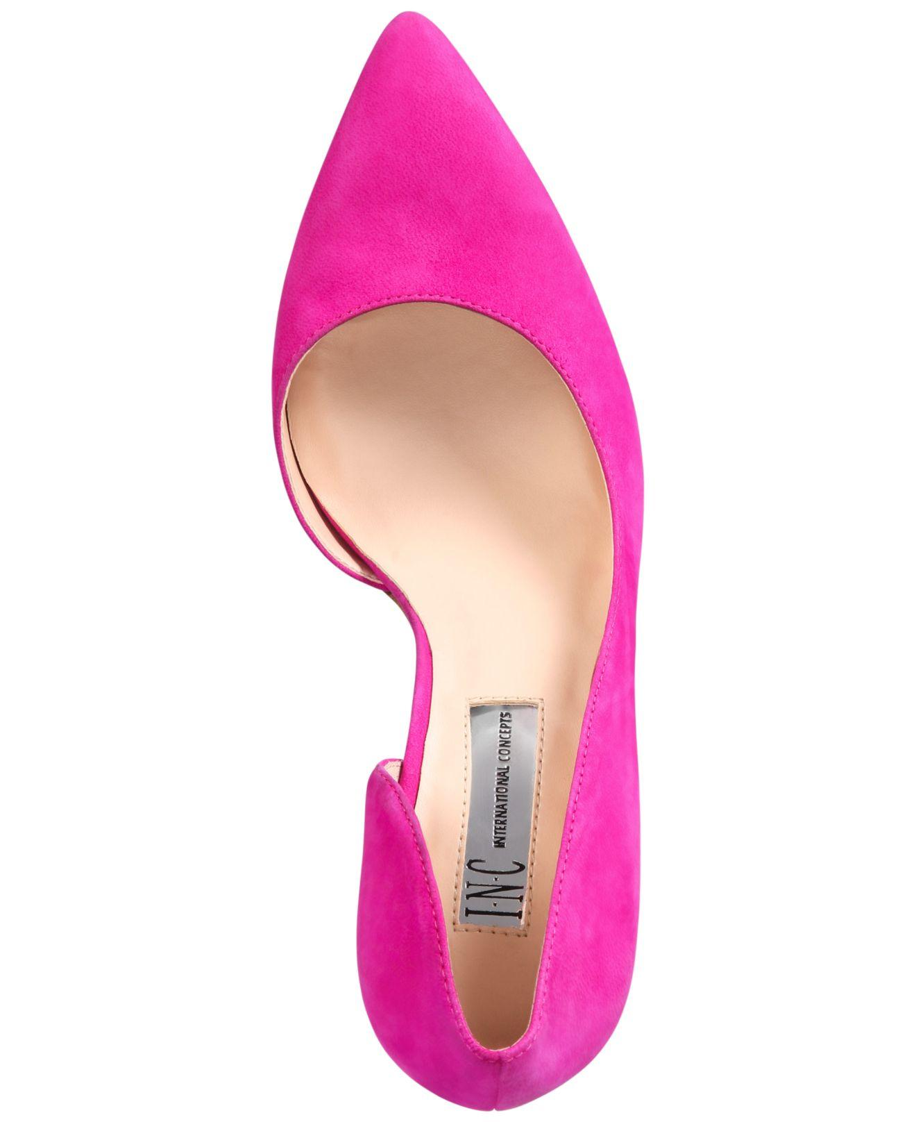Inc International Concepts Women S Kenjay D Orsay Pumps In