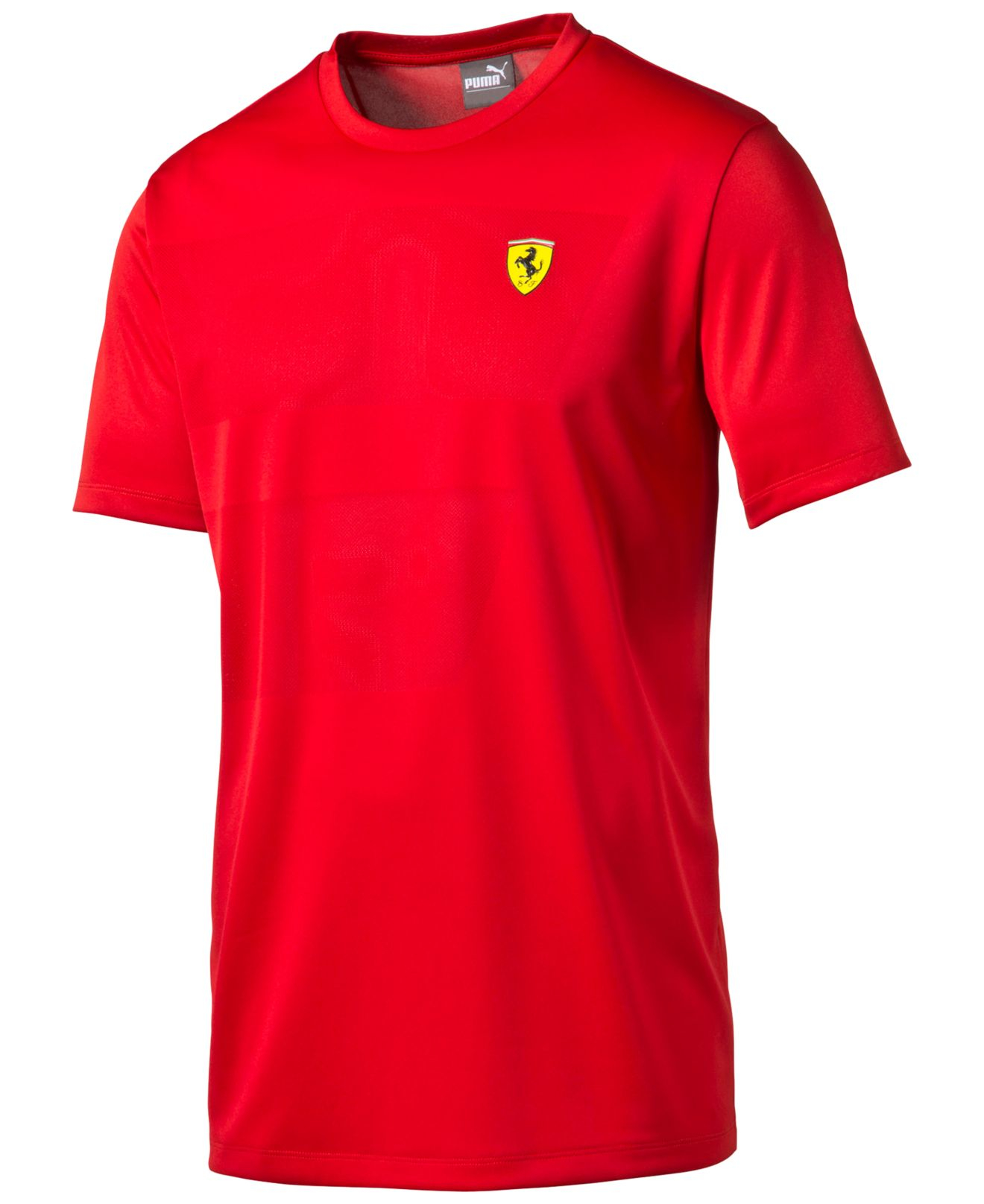 Puma Men S Ferrari T Shirt In Red For Men Save 25 Lyst