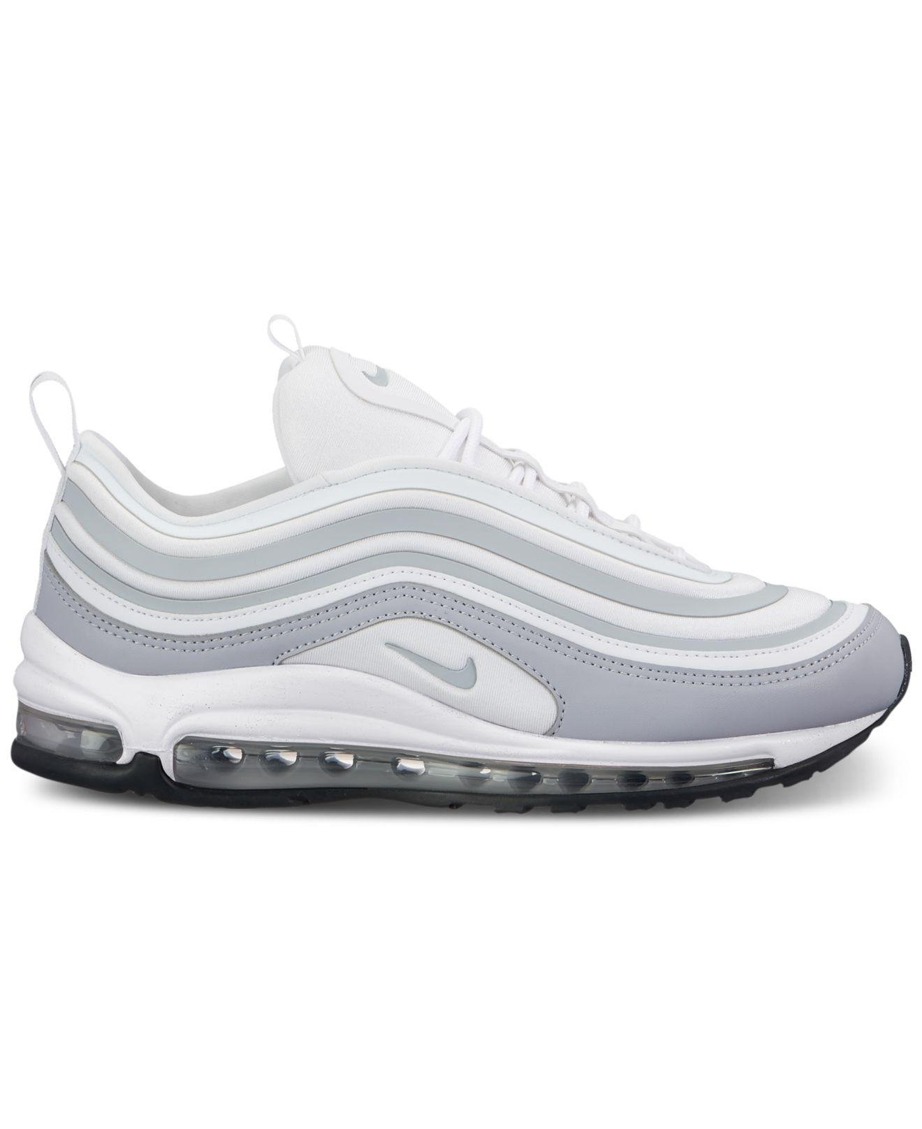 Lyst - Nike Women s Air Max 97 Ul  17 Casual Sneakers From Finish Line 6742afd2c