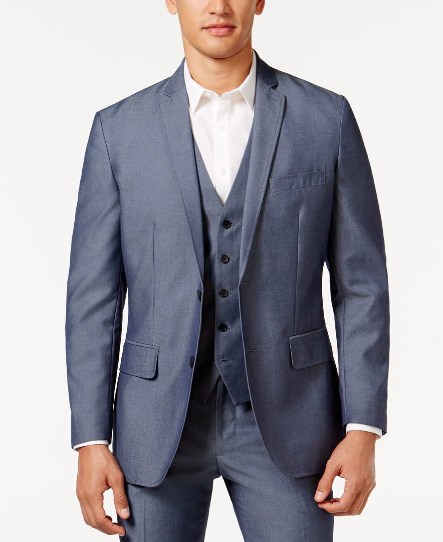 inc international concepts s paul suit jacket only at