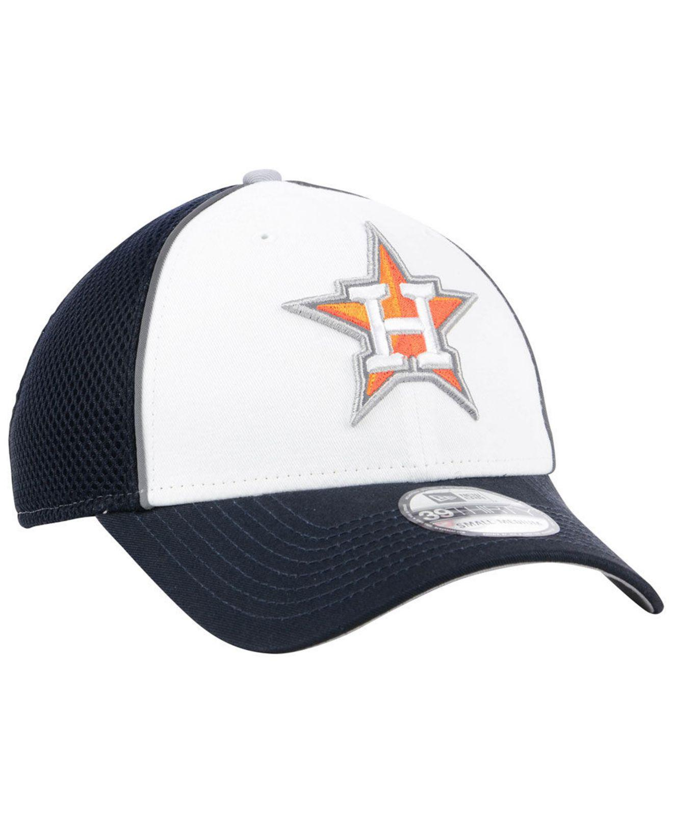 wholesale dealer c7430 50bc6 ... italy lyst ktz houston astros pop reflective 39thirty cap in blue for  men 1a799 f2e8f
