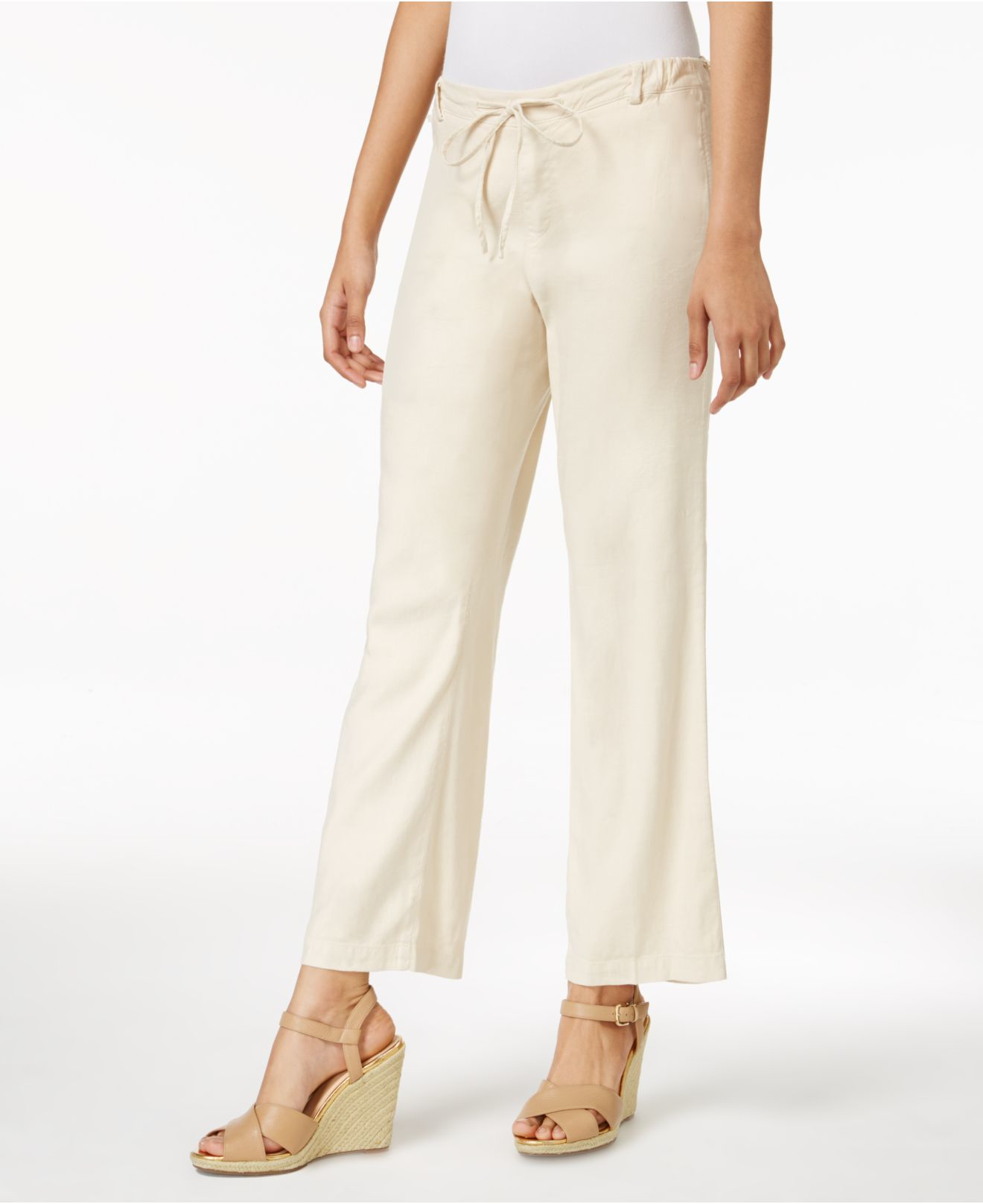 Find womens petite linen pants at ShopStyle. Shop the latest collection of womens petite linen pants from the most popular stores - all in one place.