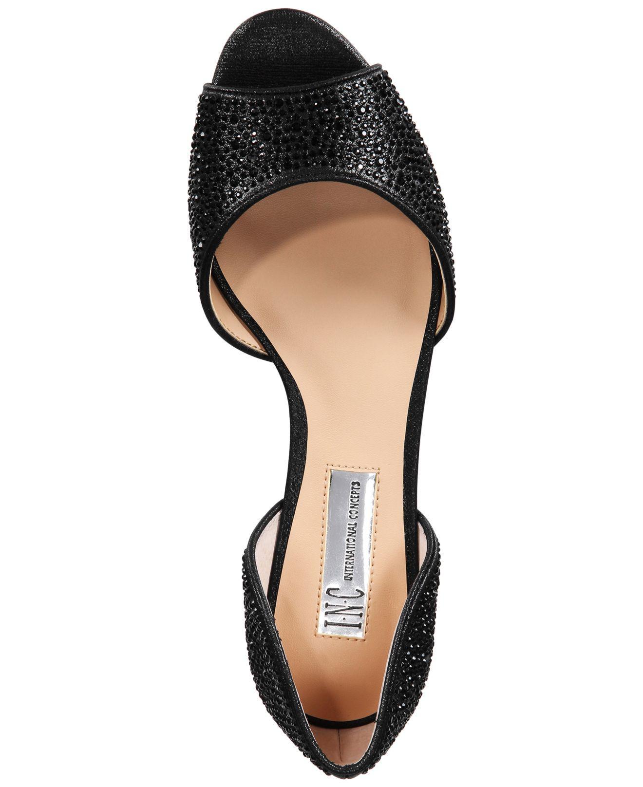 elsah women Inc international concepts inc international concepts womens elsah leather open toe slide flats at blueflycom.