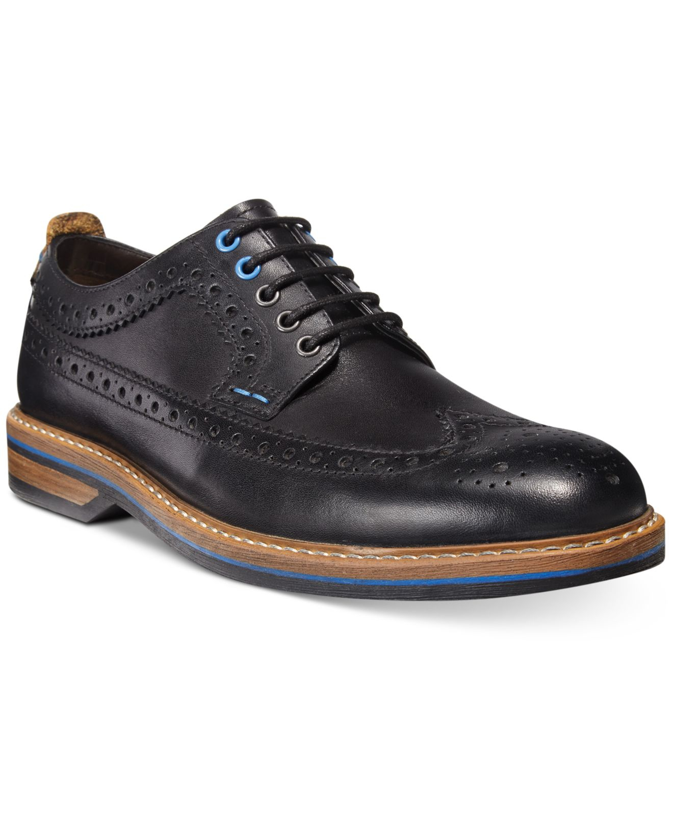 Macy S Mens Wingtip Shoes
