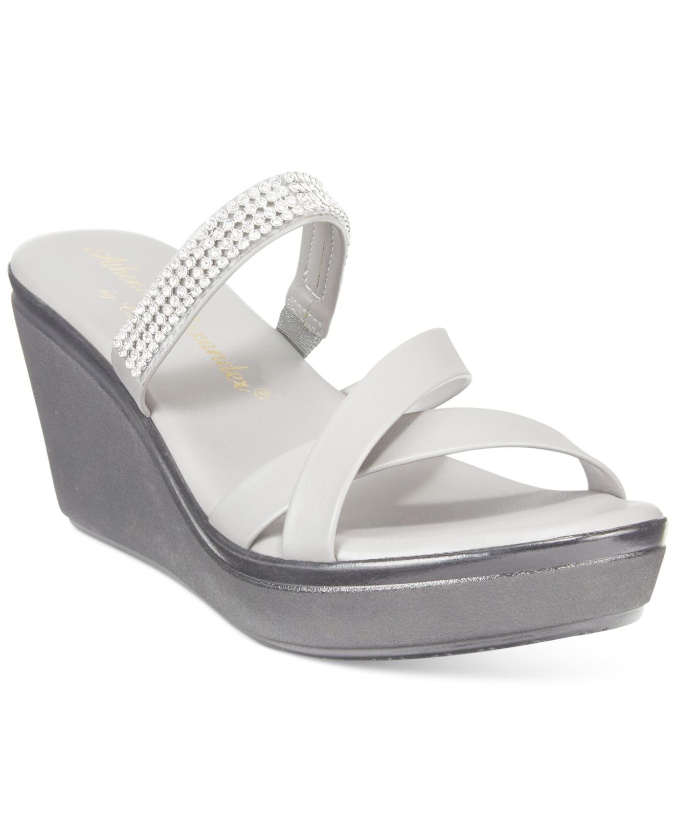Callisto Athena Alexander By Modelle Wedge Sandals In