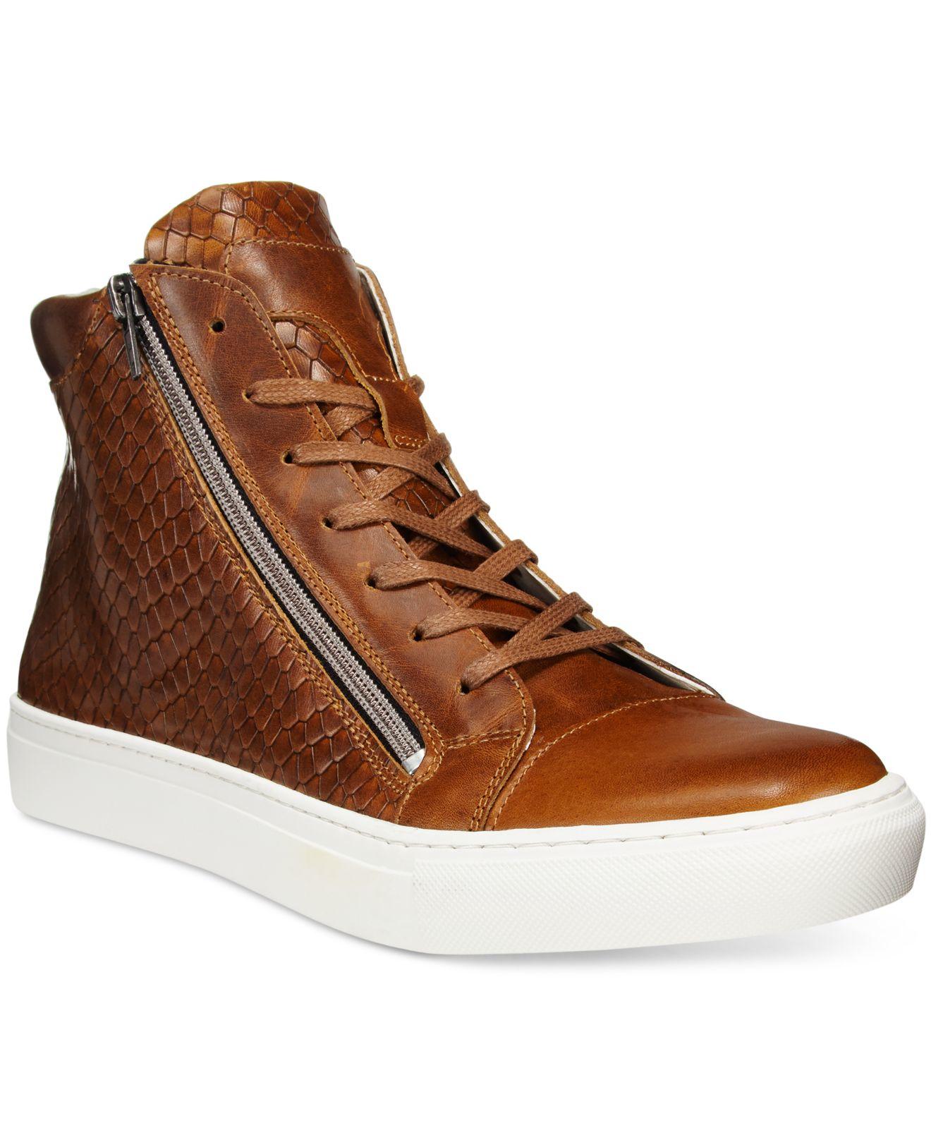 Cambridge Mens High Tops Shoes