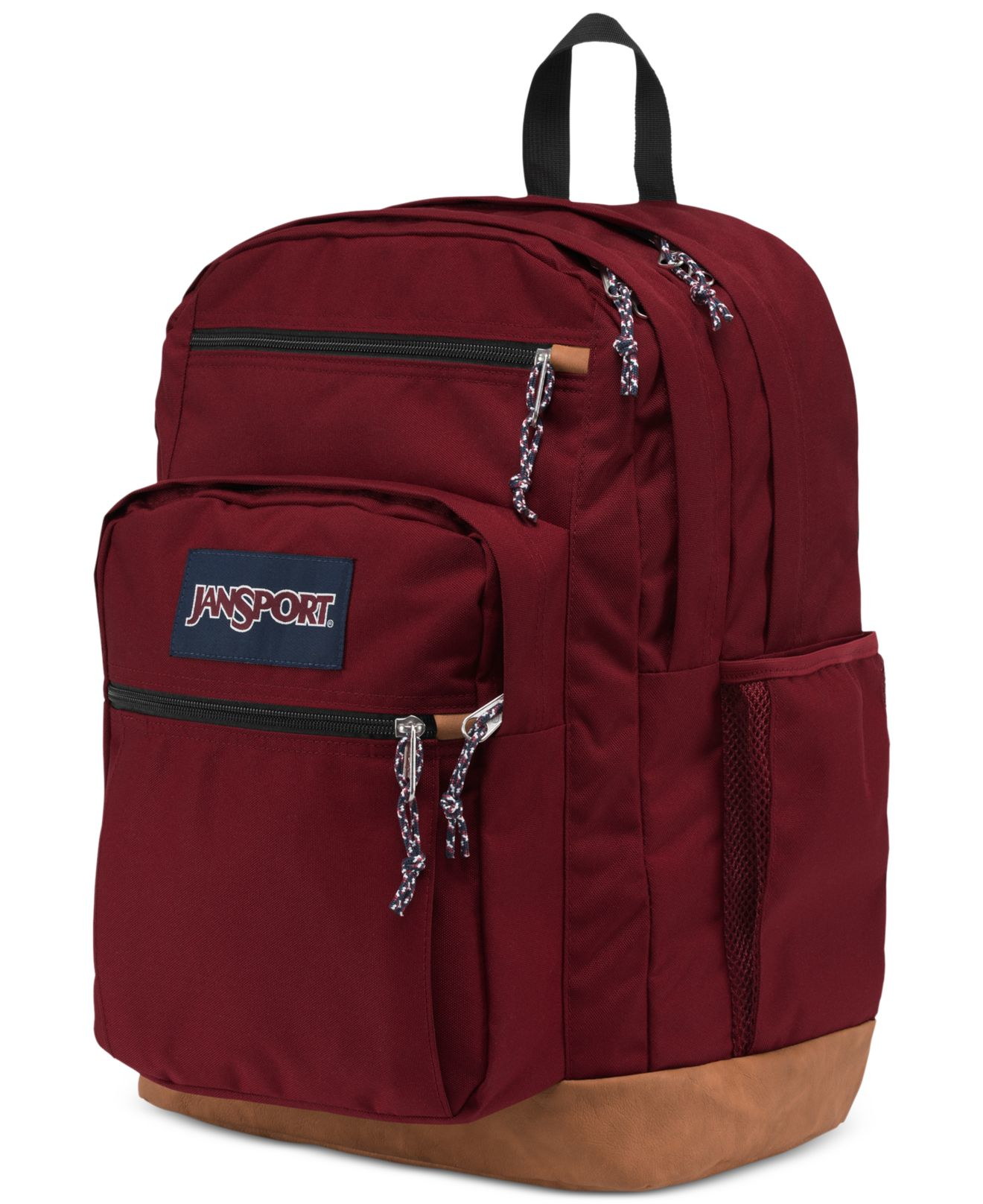 Jansport Cool Student Backpack In Viking Red in Red for ...