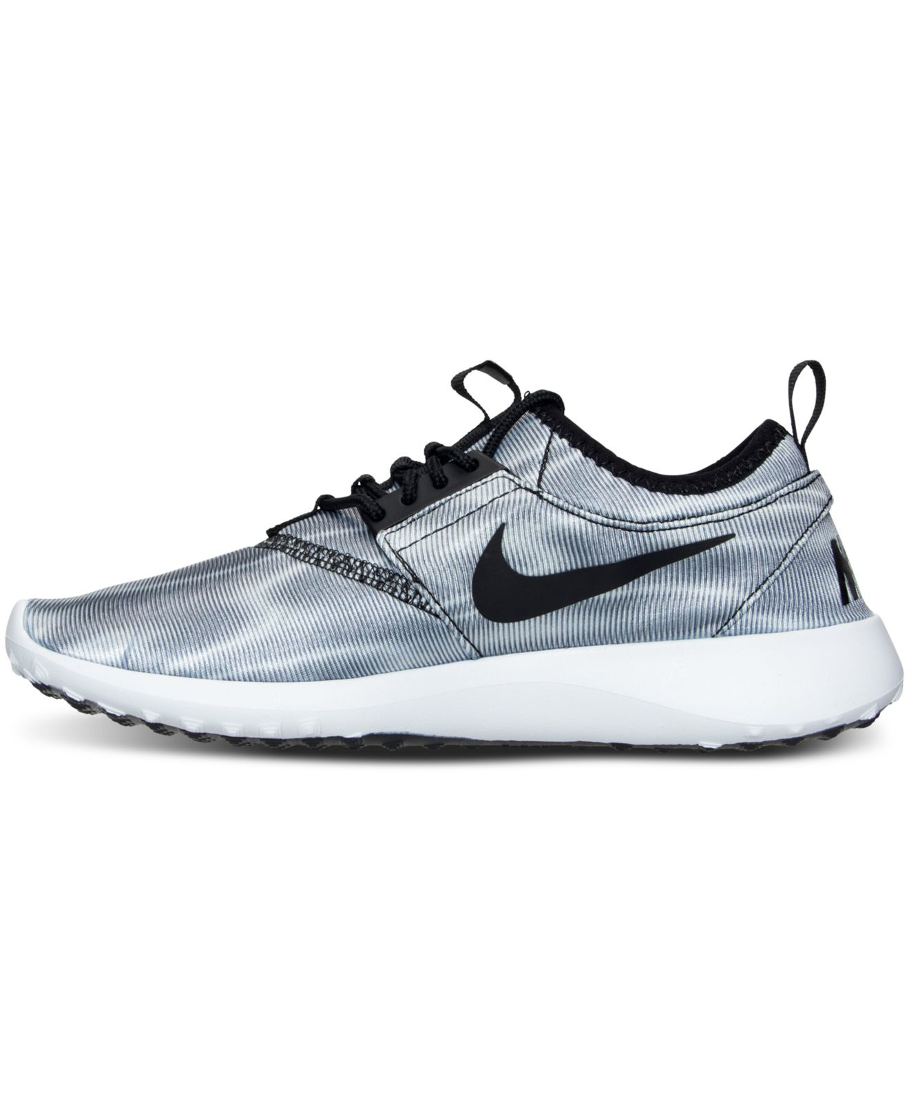 nike women 39 s juvenate print casual sneakers from finish. Black Bedroom Furniture Sets. Home Design Ideas