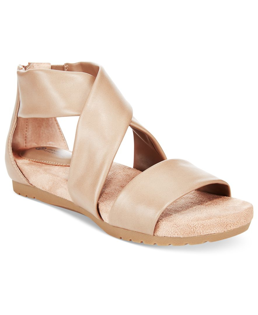 Lyst Giani Bernini Janeyy Memory Foam Sandals Only At