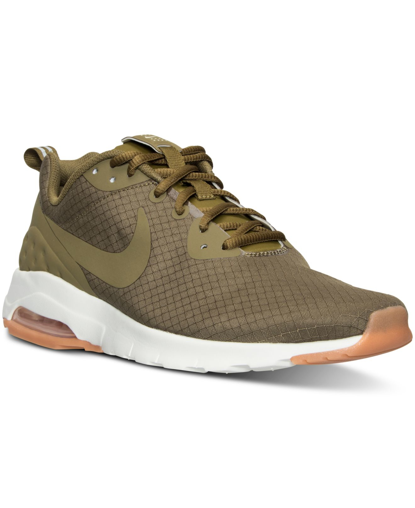 ... nike air max motion mens green ... MENS SHOES NIKE AIR MAX MOTION LW SE  ...