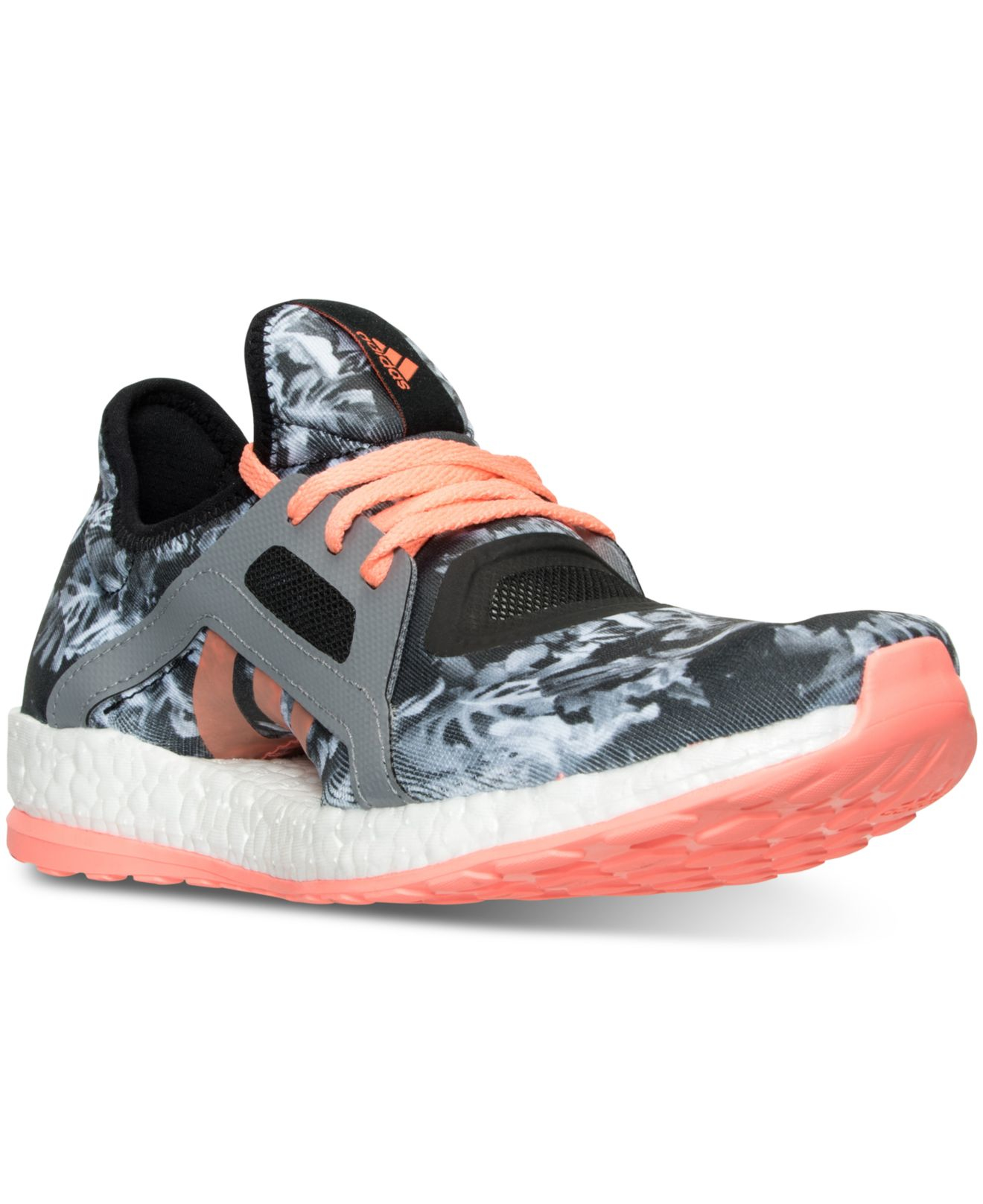 0a9b5128f Lyst - adidas Originals Women s Pure Boost X Running Sneakers From ...