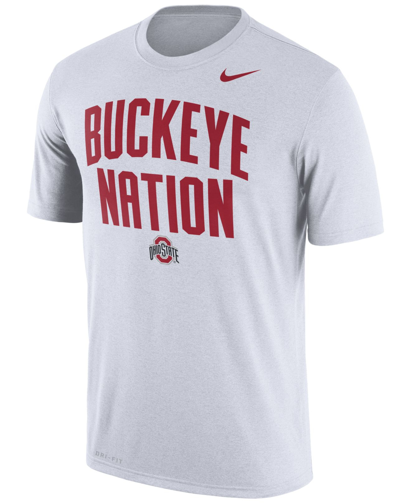 Nike Men S Ohio State Buckeyes Legend Authentic Local T