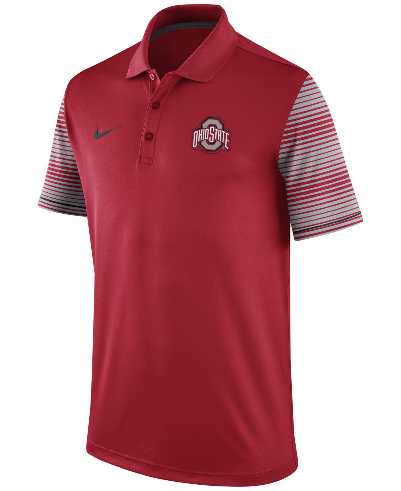 Ohio state nike polo shirts lera sweater for Ohio state polo shirt 3xl