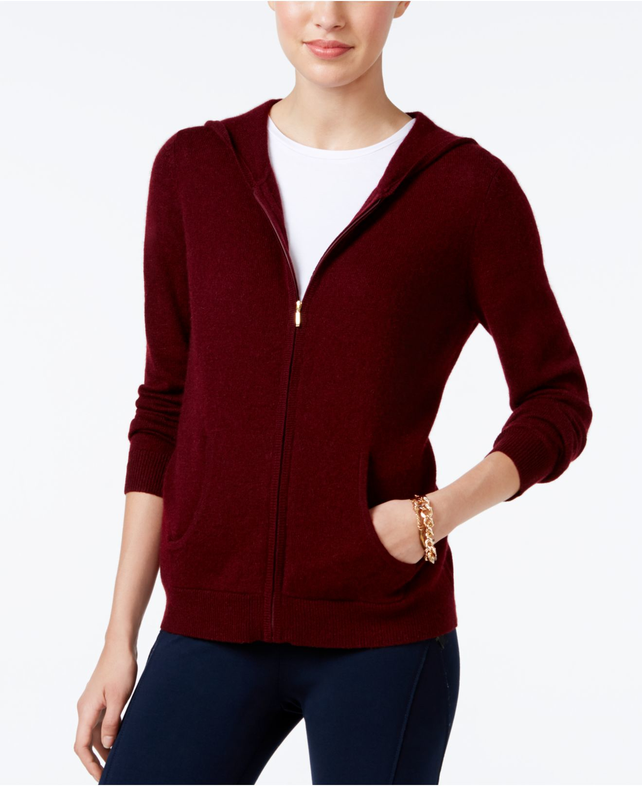 Shop for Charter Club Cashmere Pullover Hoodie Sweater - l. Get free delivery at realmmaster-radio.ga - Your Online Women's Clothing Destination! Get 5% in rewards with Club O! -