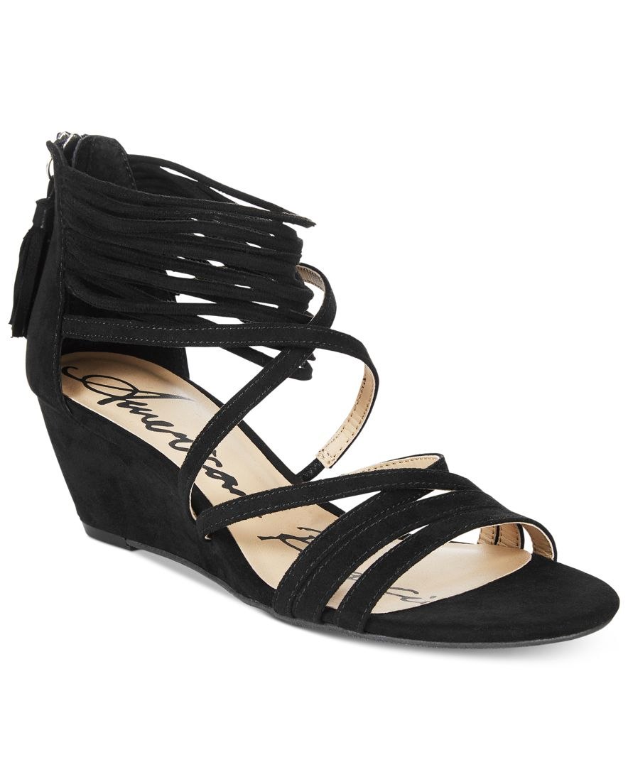 american rag mirah demi wedge sandals only at macy s in