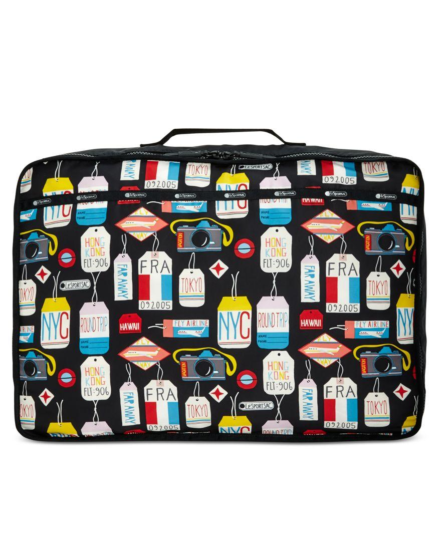 02c29f3a6cd3 LeSportsac Multicolor Travel System Packing Cubes