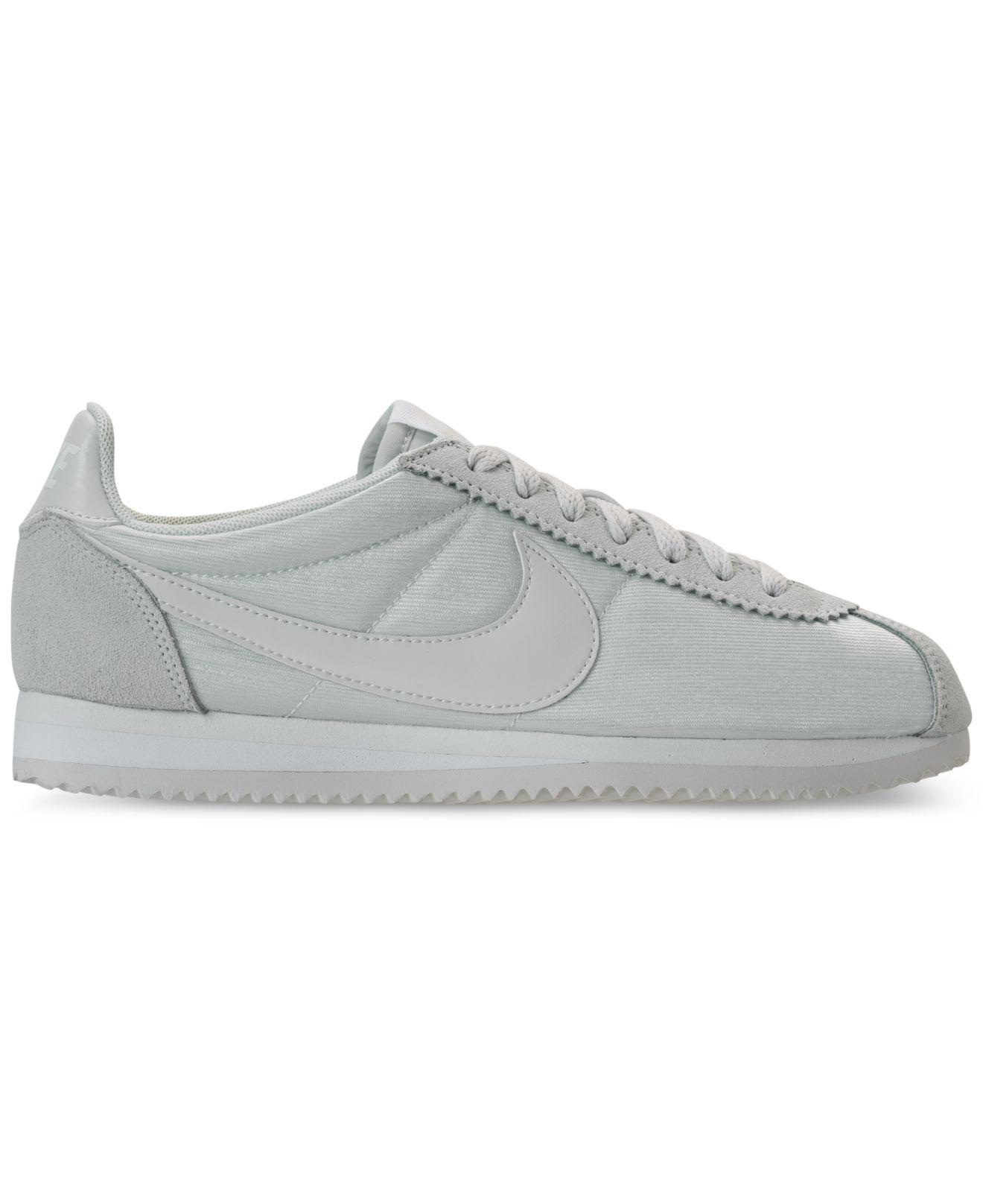 newest collection 14784 a3fba italy nike classic cortez sneaker in gelb lyst 7165d 30da6