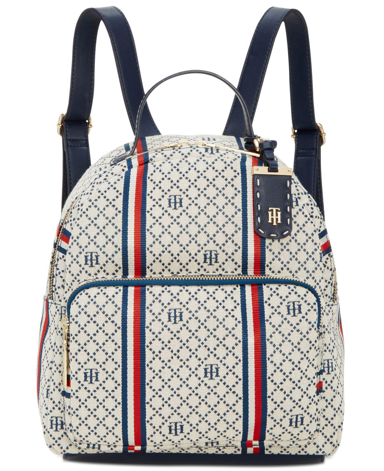 mens tommy backpack