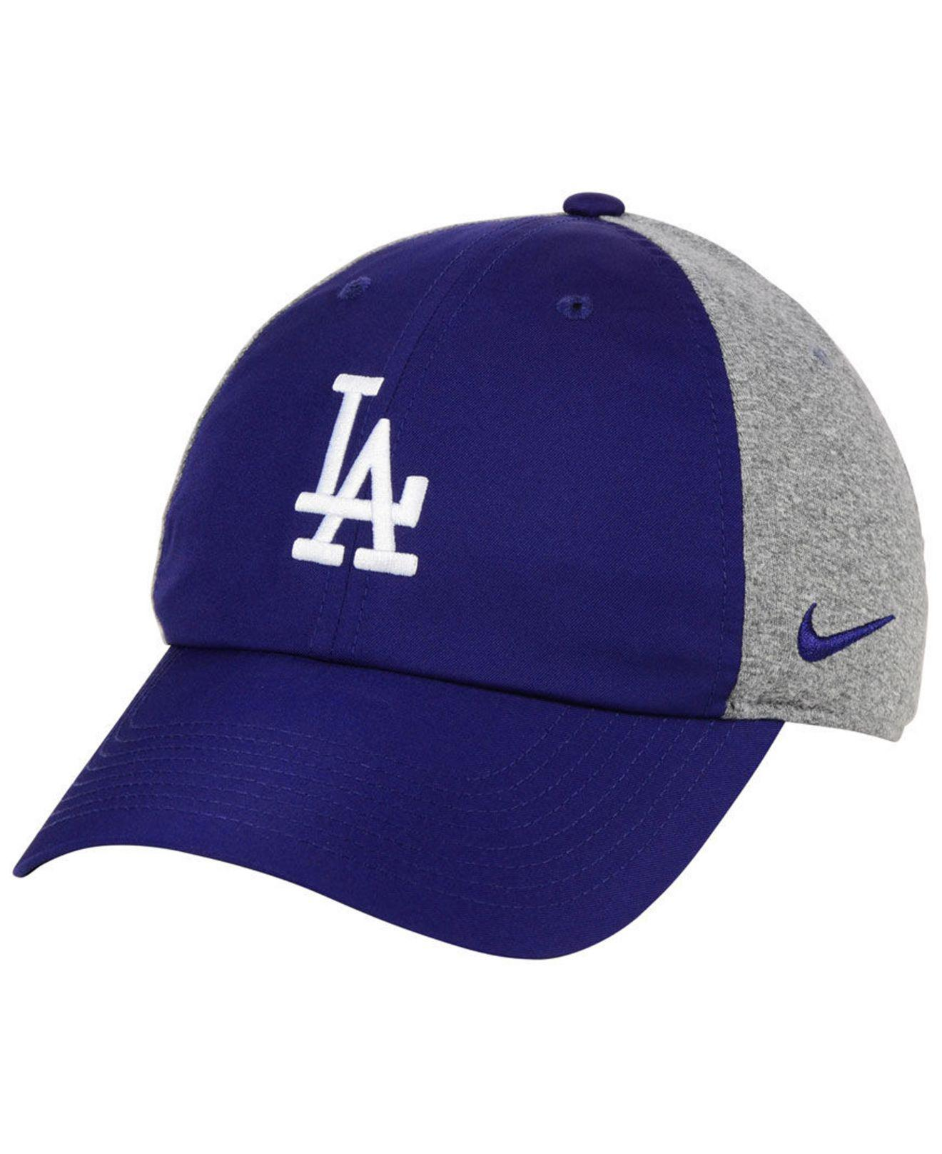 Lyst - Nike Los Angeles Dodgers New Day Legend Cap in Blue for Men e8b335074e30
