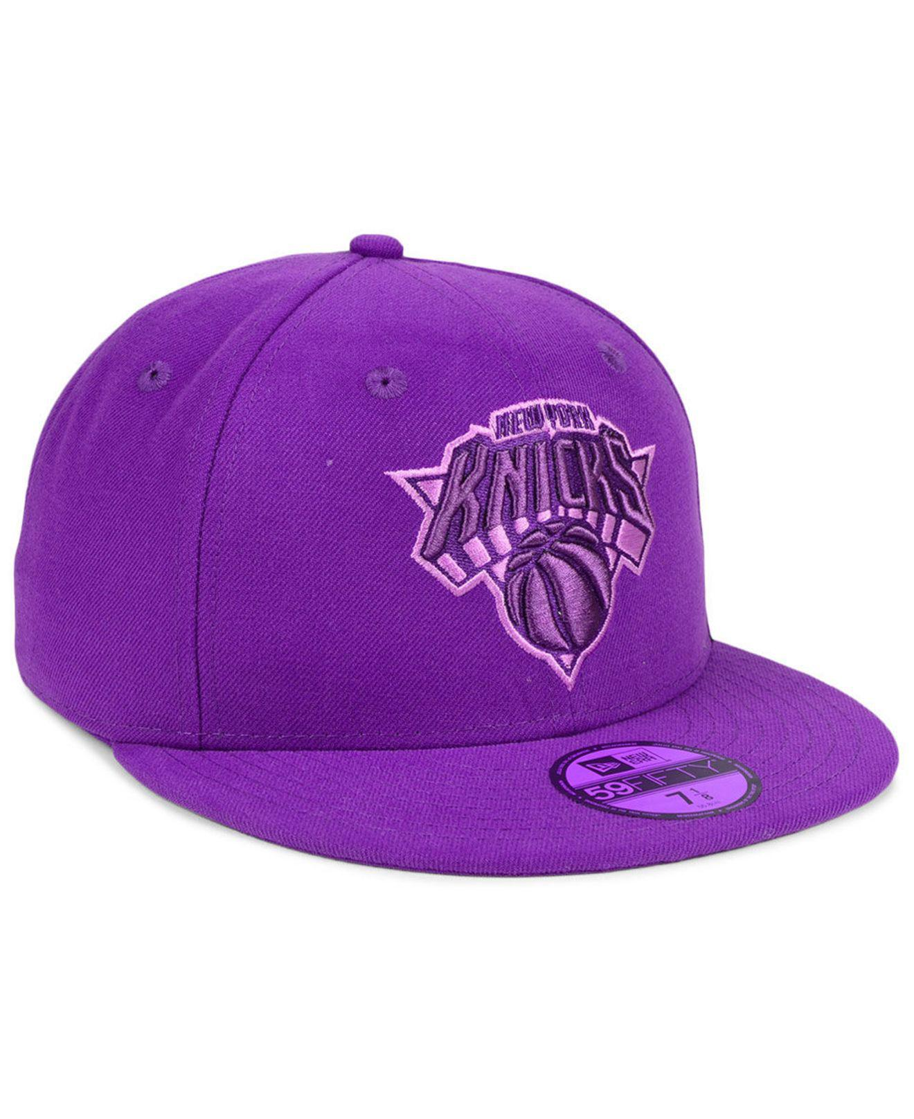 b0b0983ec01c2 ... where to buy new york knicks color prism pack 59fifty fitted cap for men  lyst.